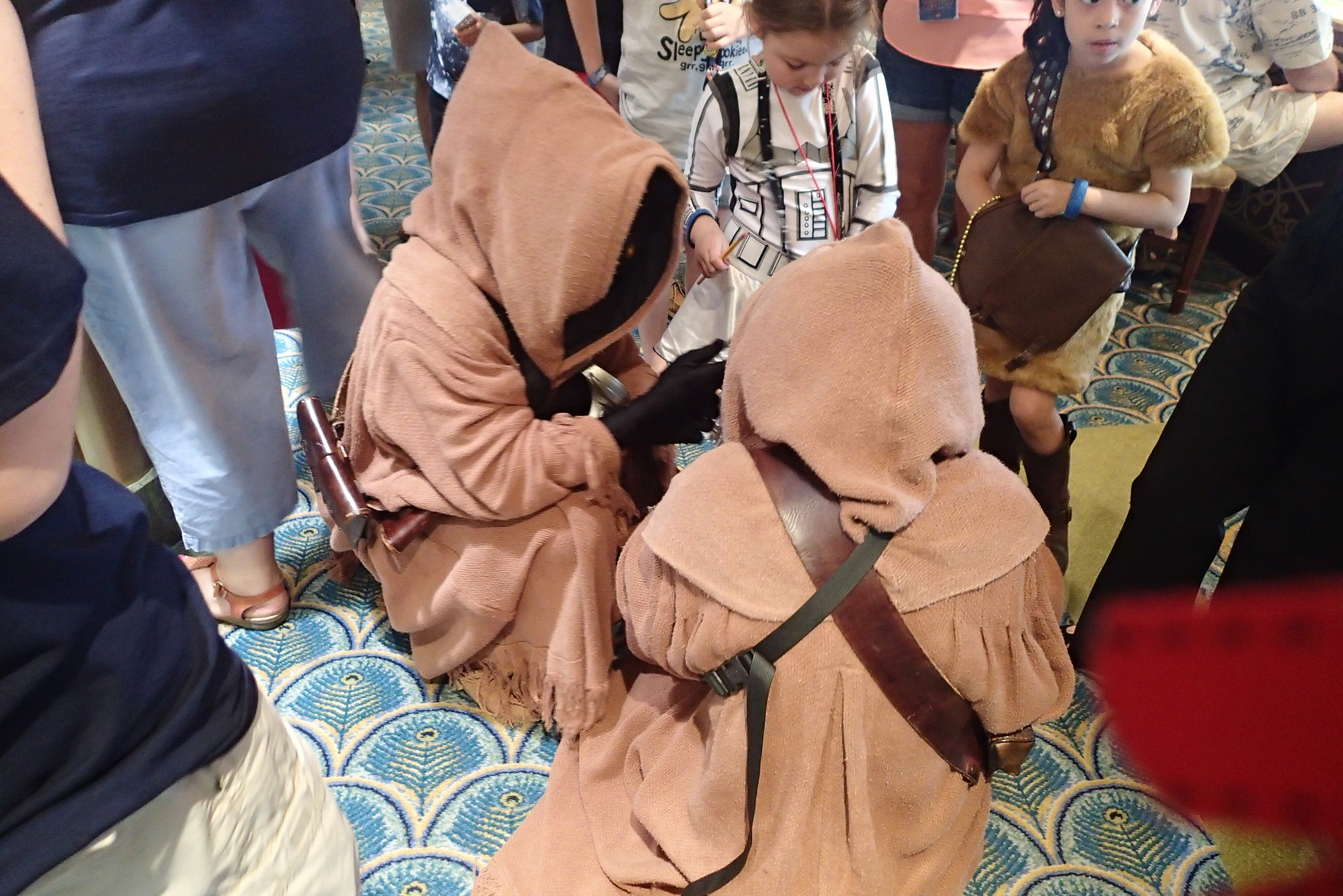 Use the force on your Star Wars Day at Sea onboard the Disney Fantasy |PassPorter.com