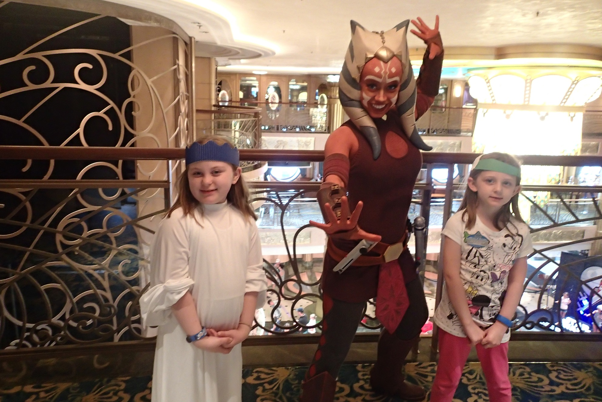 Use the force on your Star Wars Day at Sea onboard the Disney Fantasy | PassPorter.com