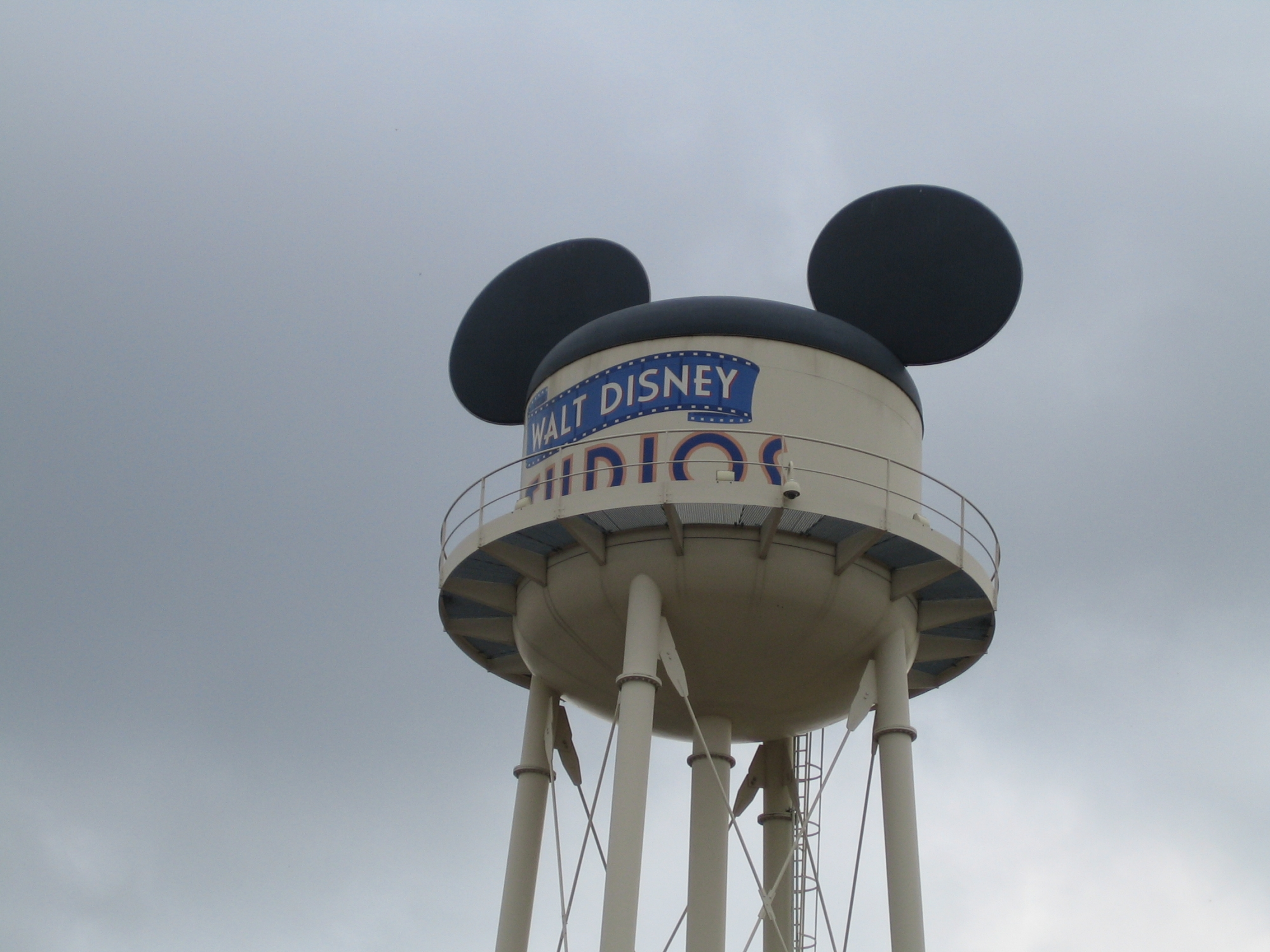 Walt Disney Studios - Water Tower