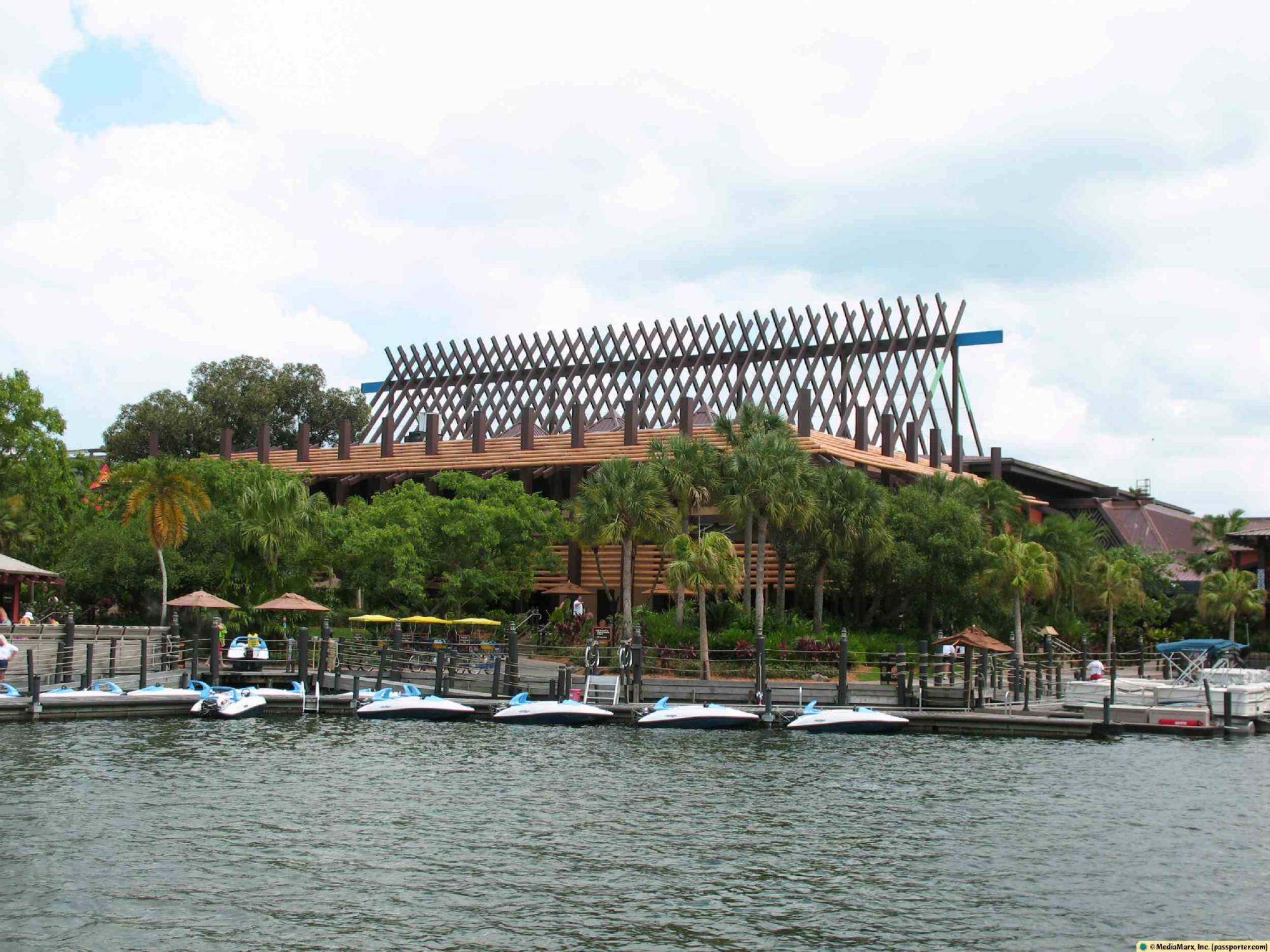 Polynesian - Marina and Great Ceremonial House