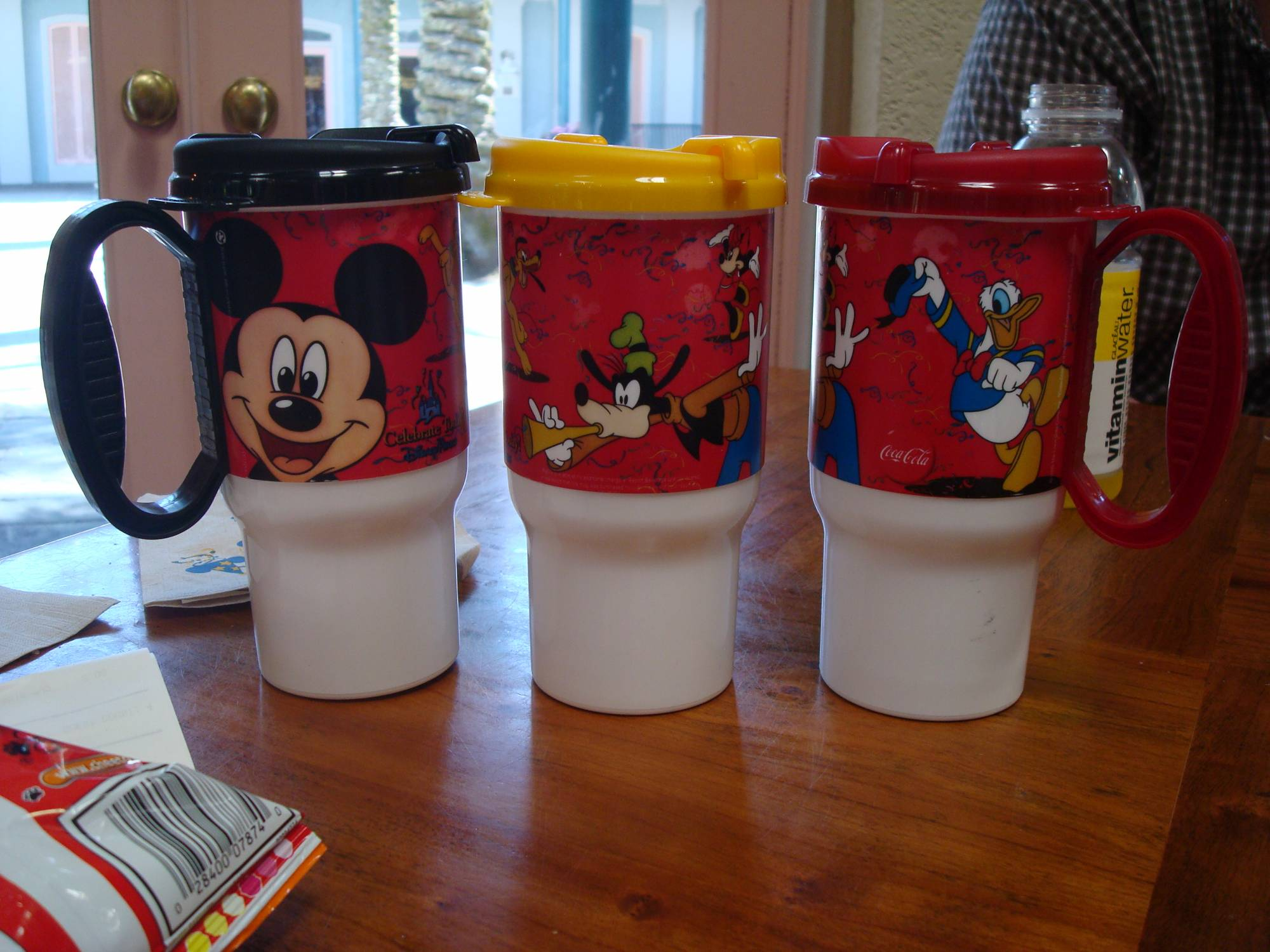 Refillable Mugs for 2009