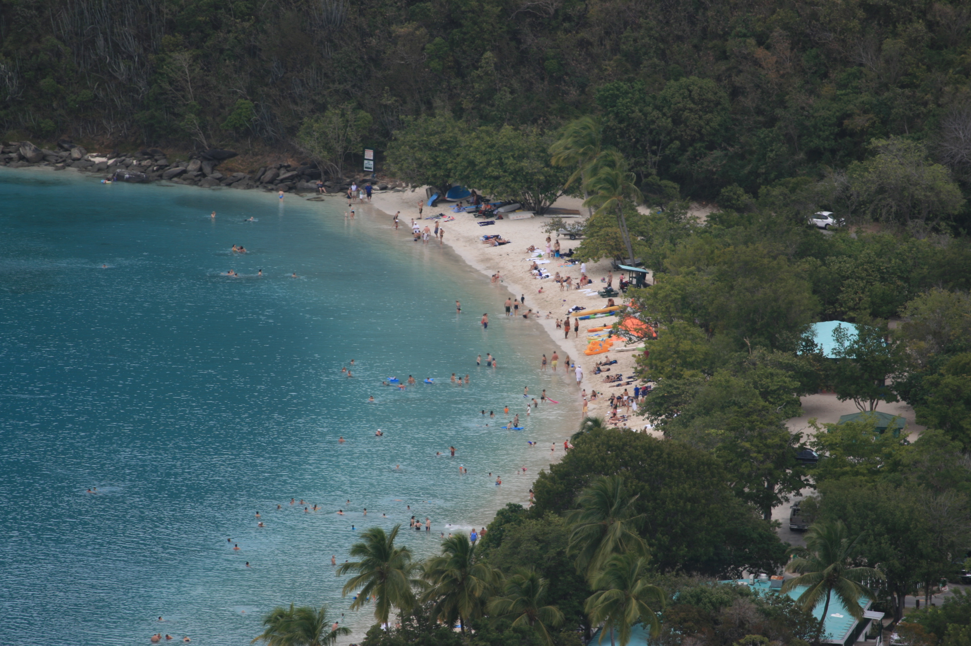 st. thomas beach