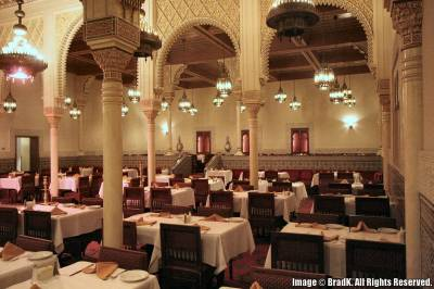 Epcot - Restaurant Marrakesh