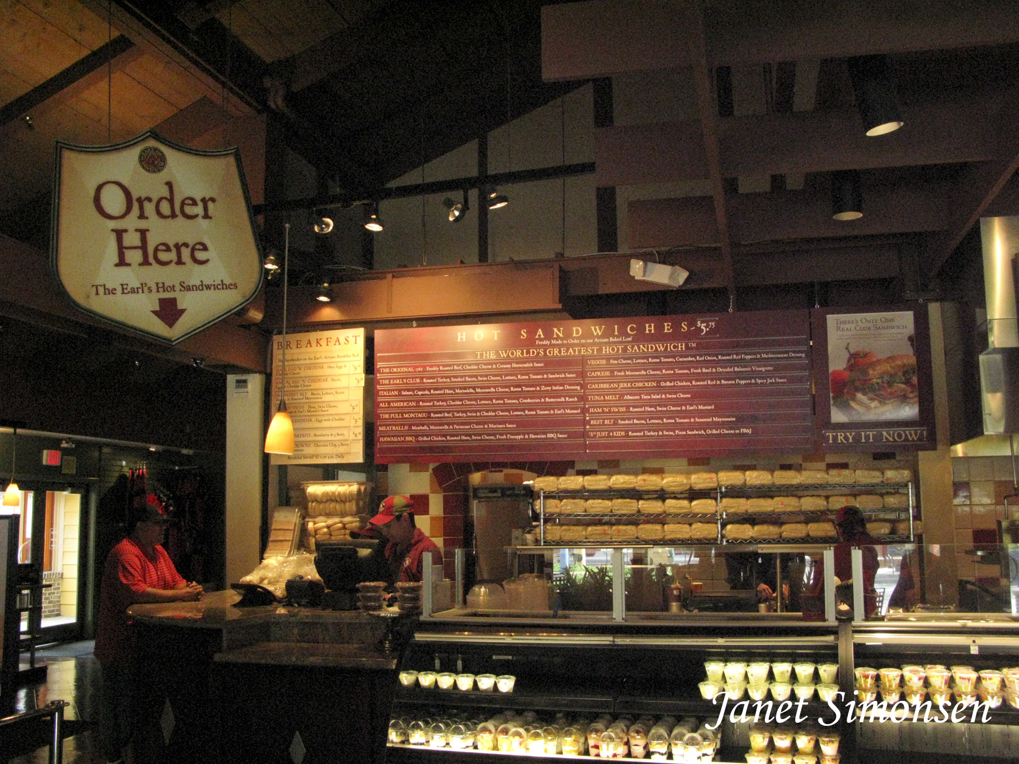 downtown Disney - Marketplace