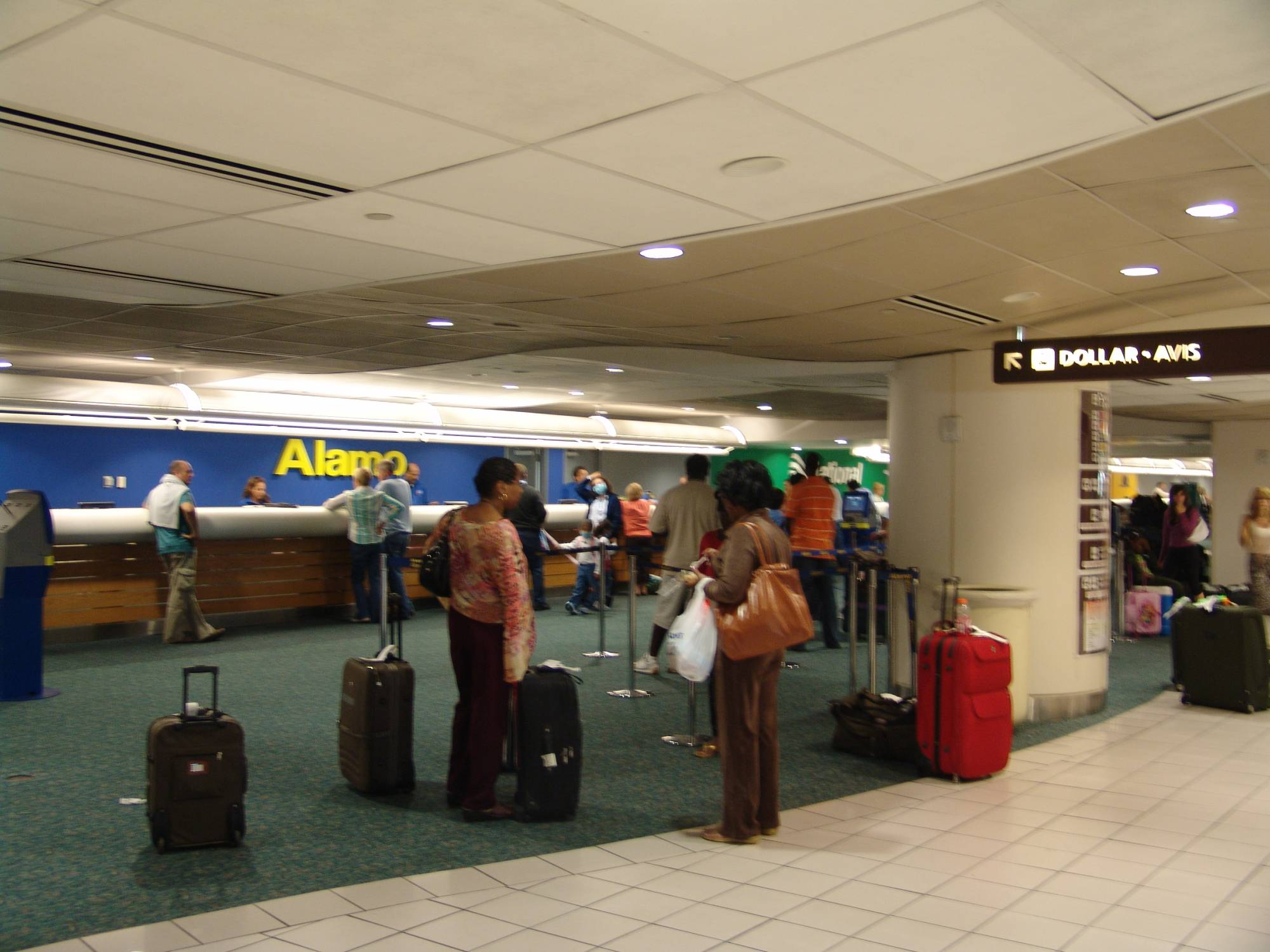 Rental car deals orlando international airport