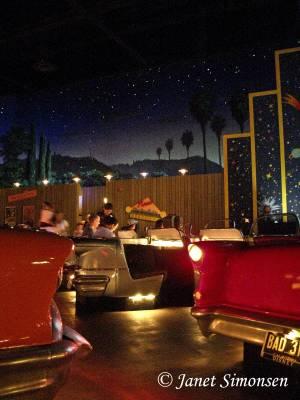 Disney Hollywood Studios- Sci Fi Dine Inn