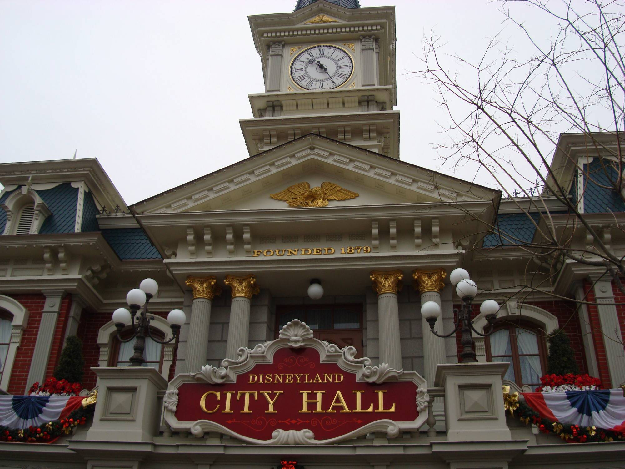 Disneyland Paris - City Hall