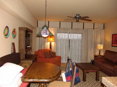 Animal Kingdom Lodge Kidani Village One Bedroom Villa Passporter Photos