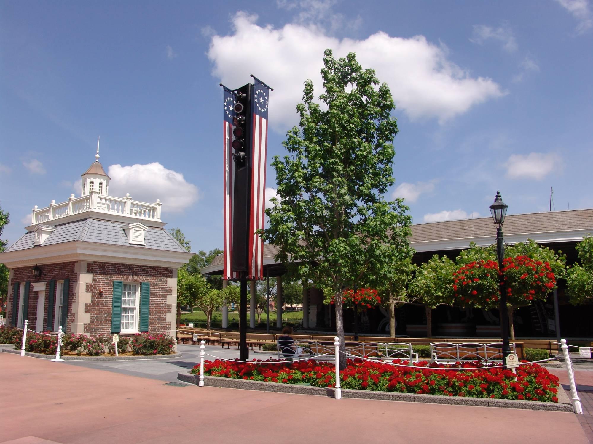 Epcot - American Gardens Theatre