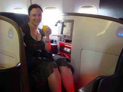 Virgin Atlantic - Upper Class