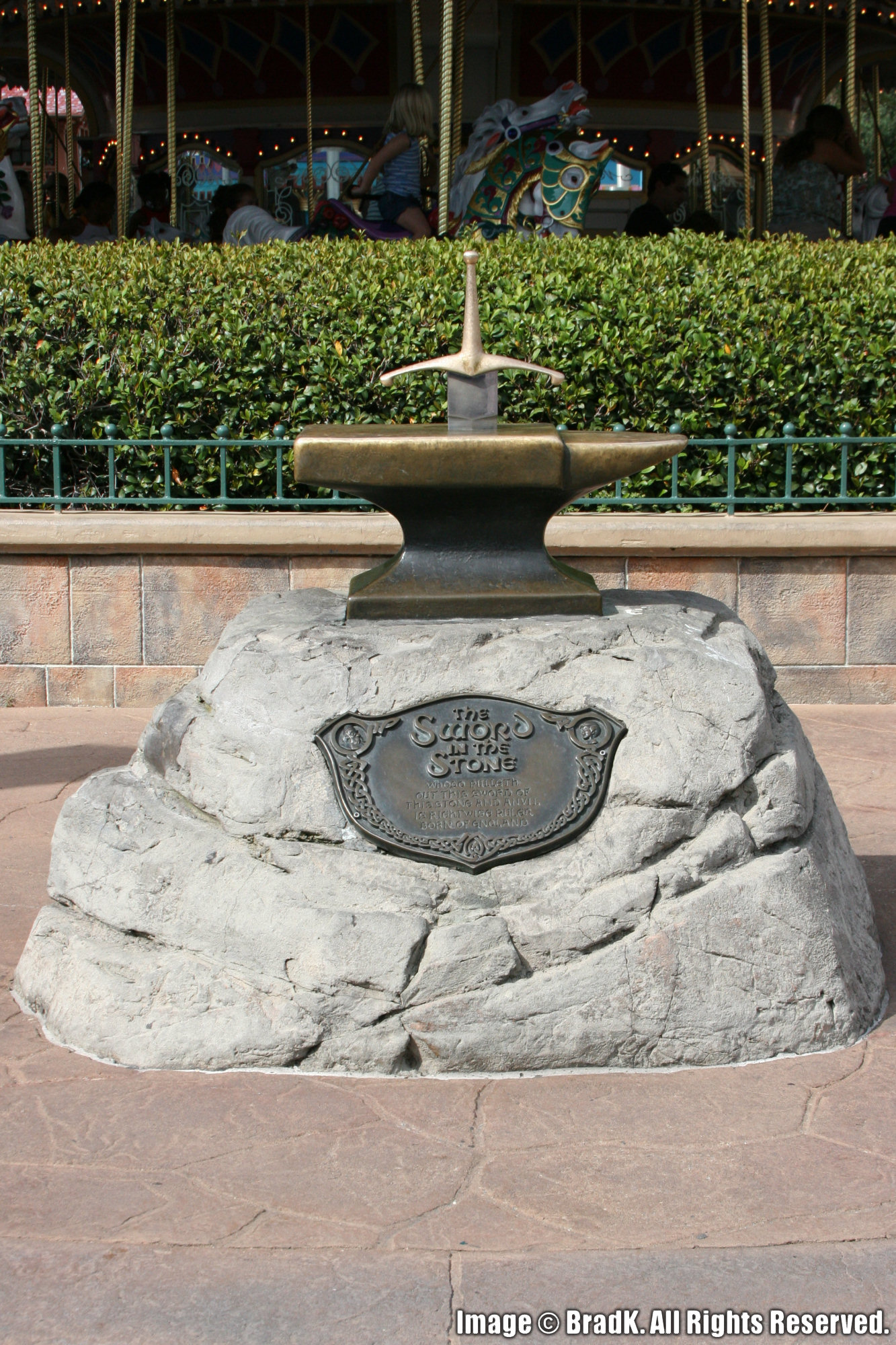 Magic Kingdom - Sword in the Stone