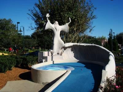 Fantasia Gardens Mini Golf Passporter Photos