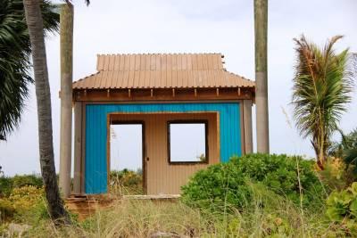 Cabanas on Castaway Cay