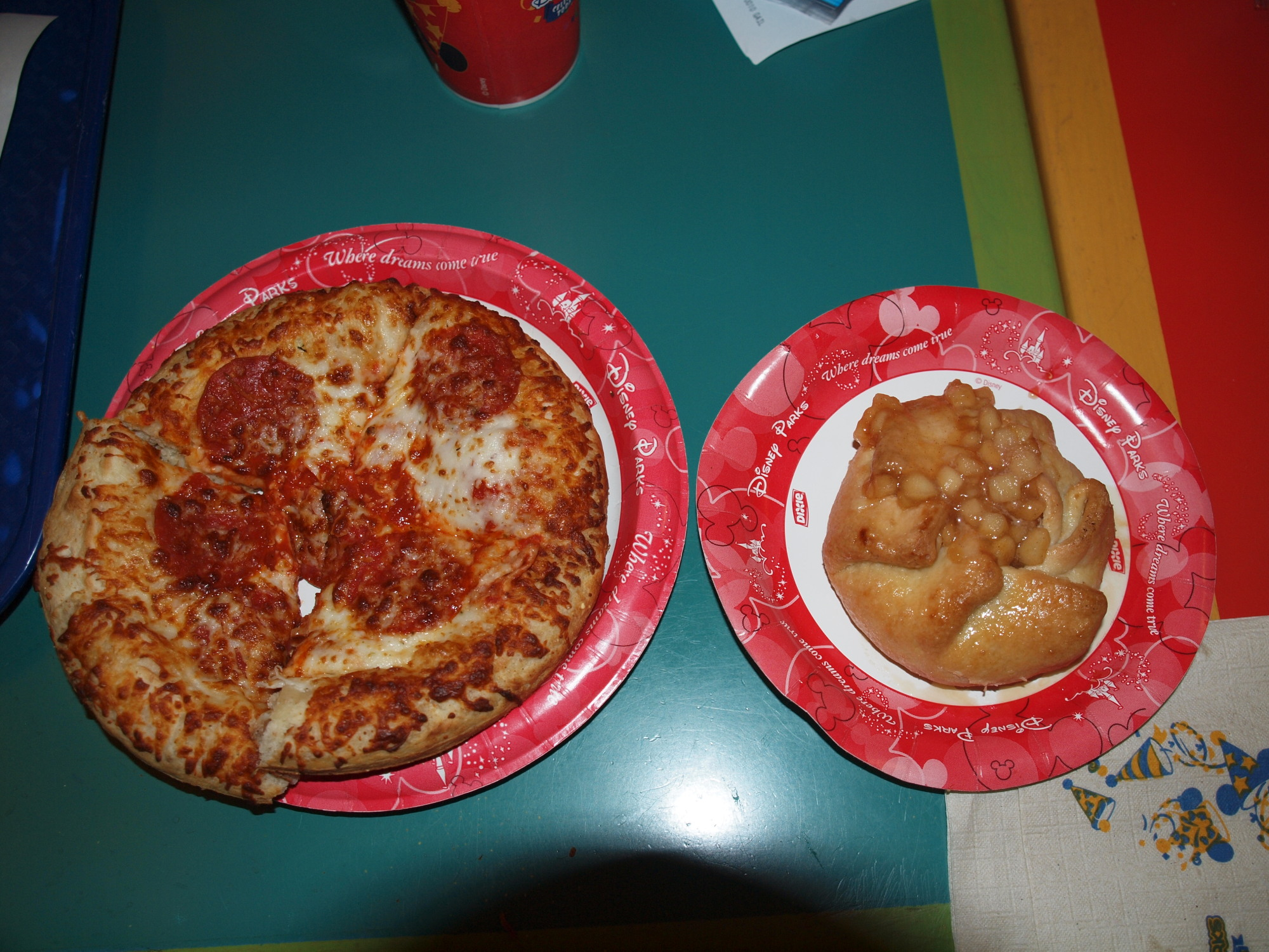 Disneys Animal Kingdom - Discovery Island - Pizzafari