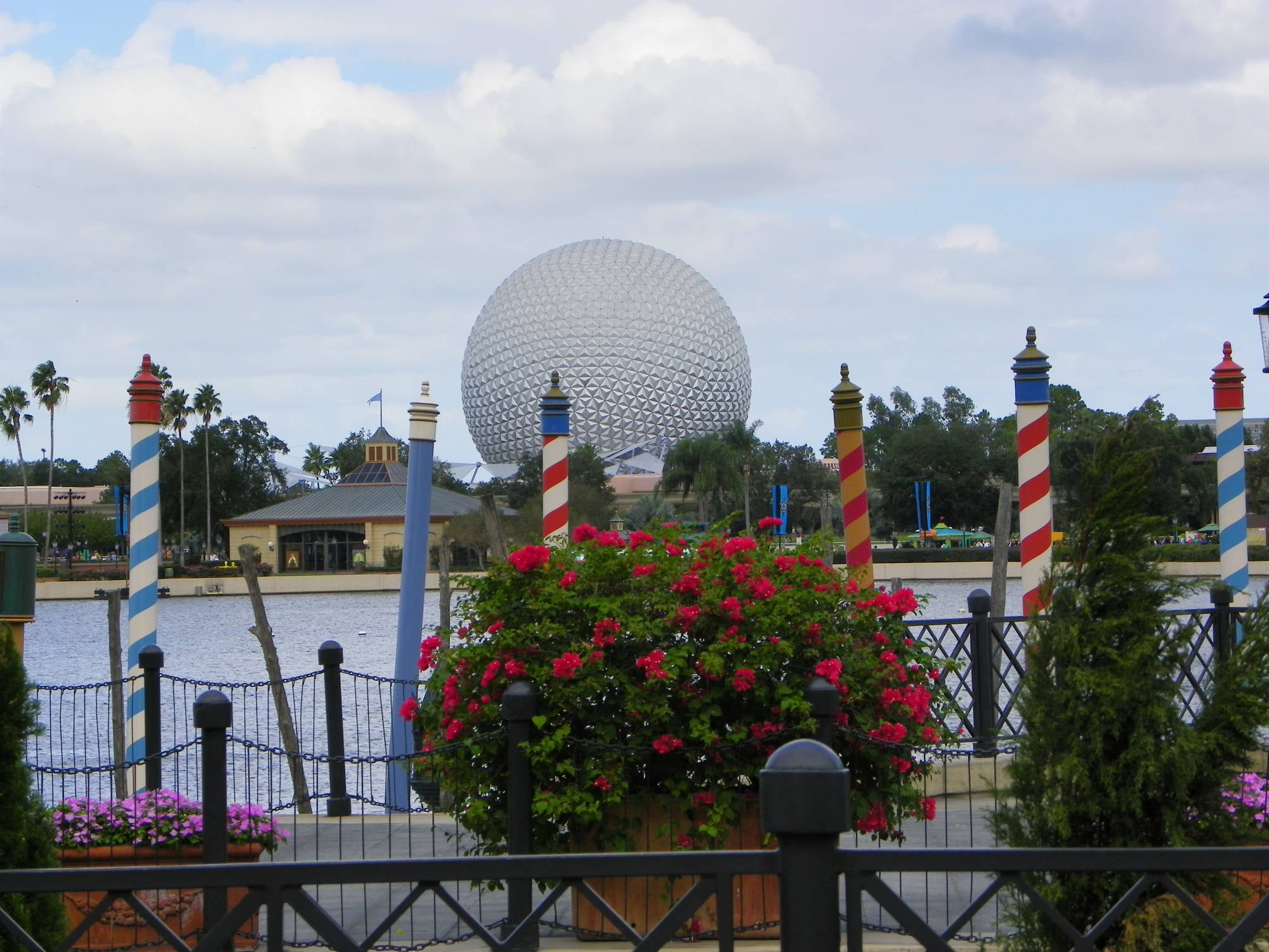 Spaceship Earth From Italy