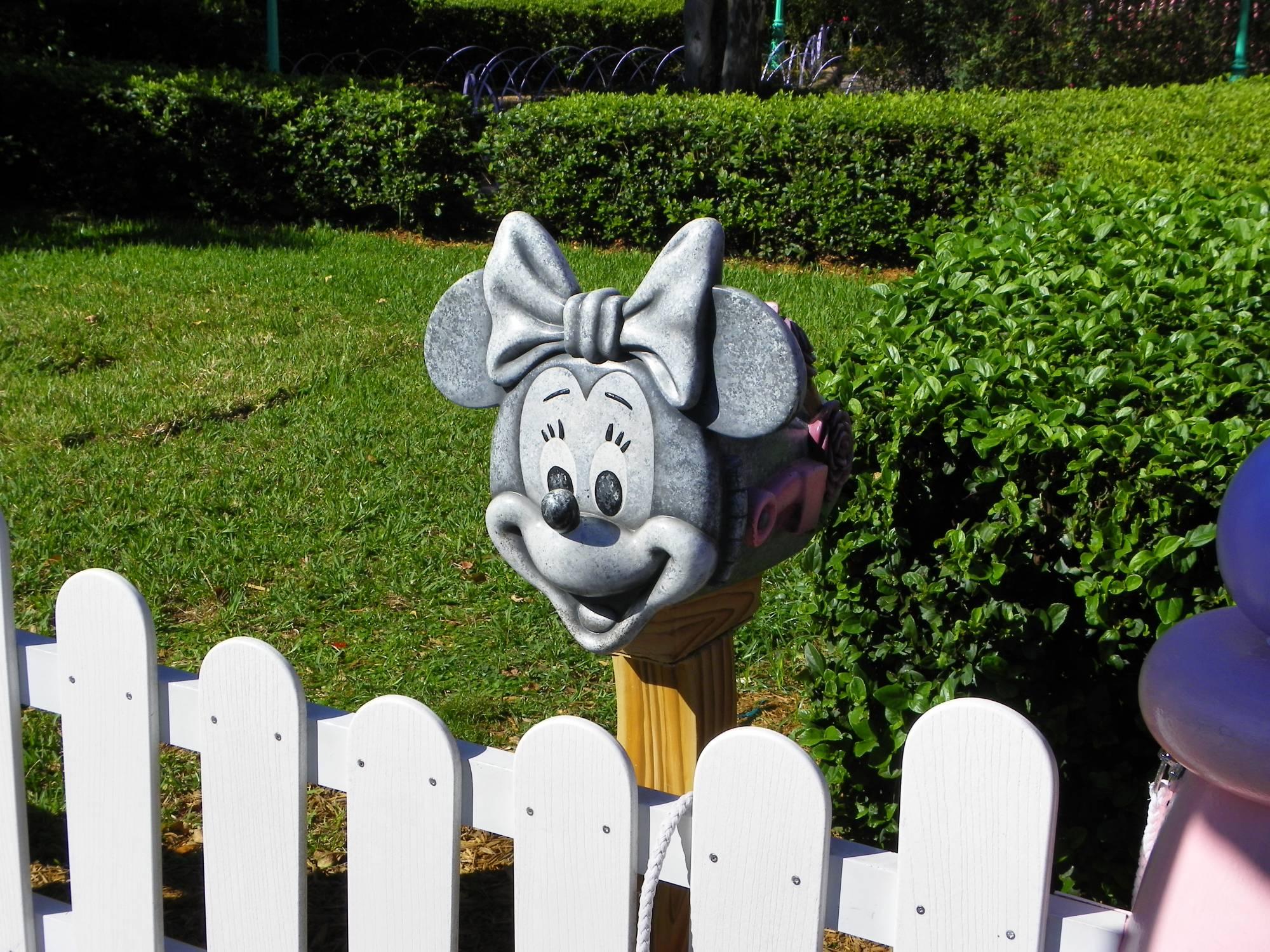 Minnie's Mailbox
