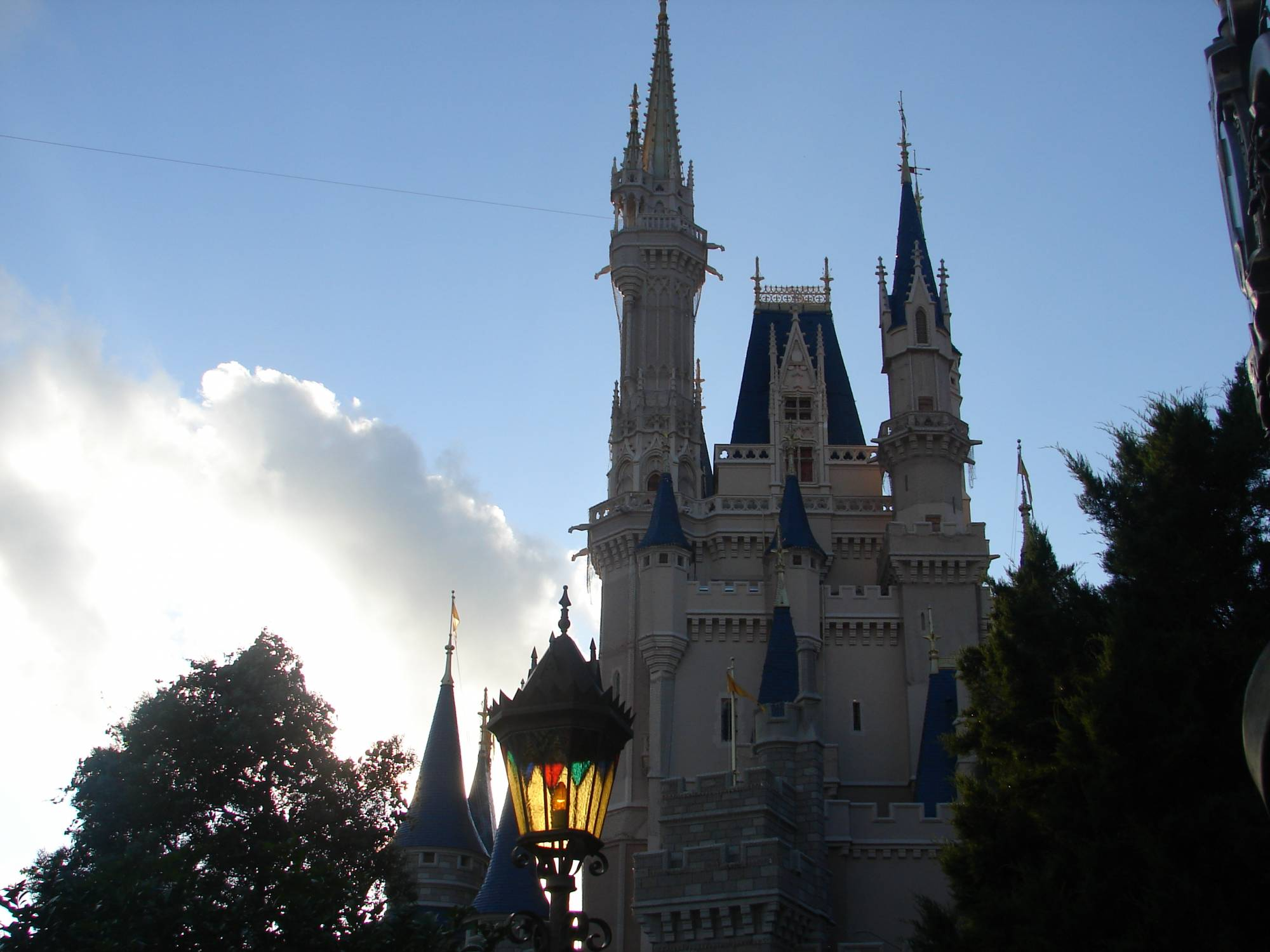 Magic Kingdom - Cinderella's Castle