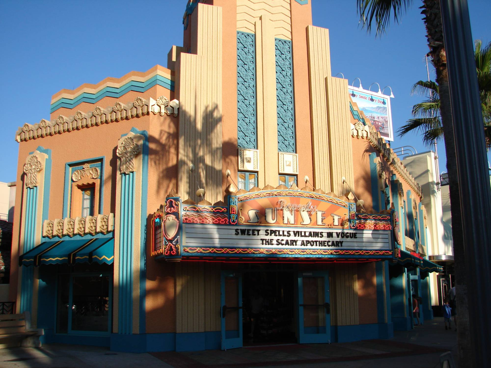 Disney's Hollywood Studios - Sunset Blvd