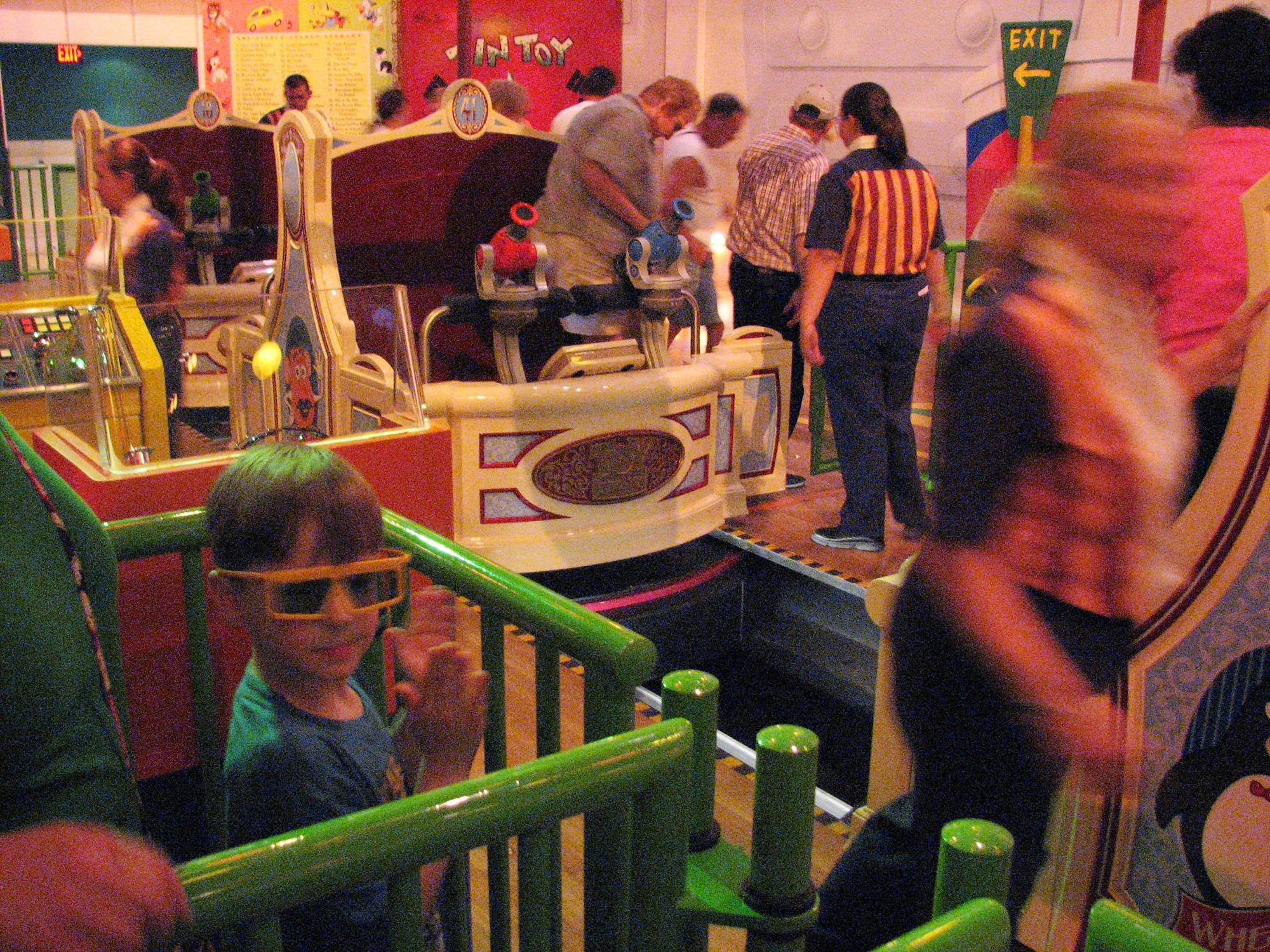 Disney's Hollywood Studios - Toy Story Midway Mania