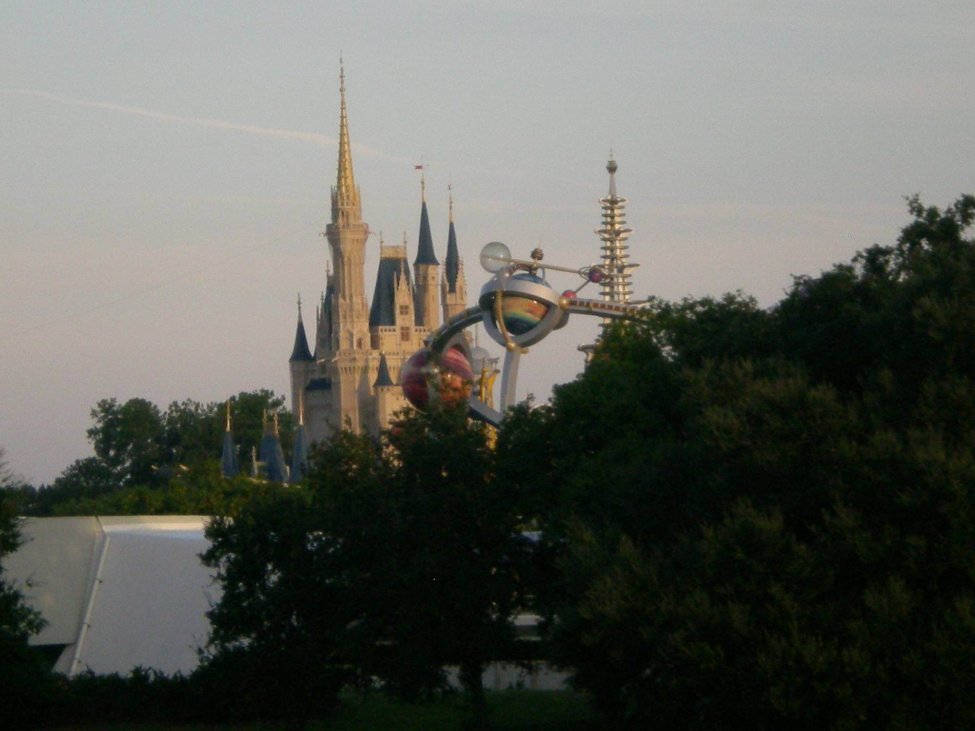 Magic Kingdom - View of Cinderella's Castle
