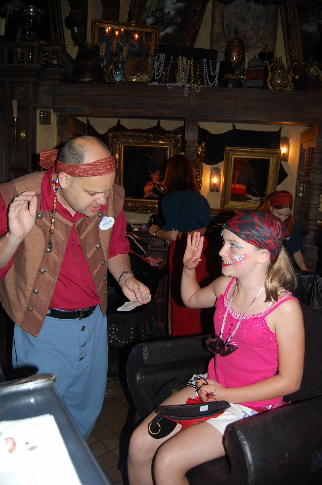 Magic Kingdom - Adventureland - Pirate Pals
