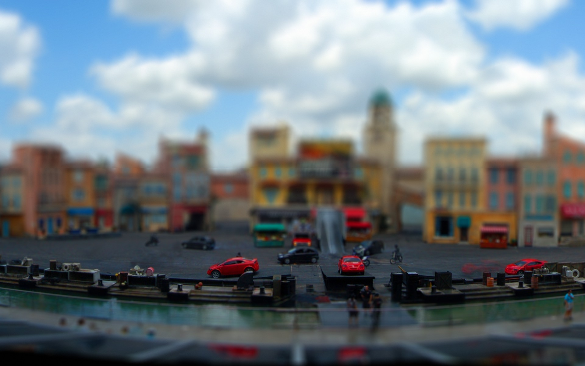 Disney's Hollywood Studios - Light Motors Action - In Miniatures