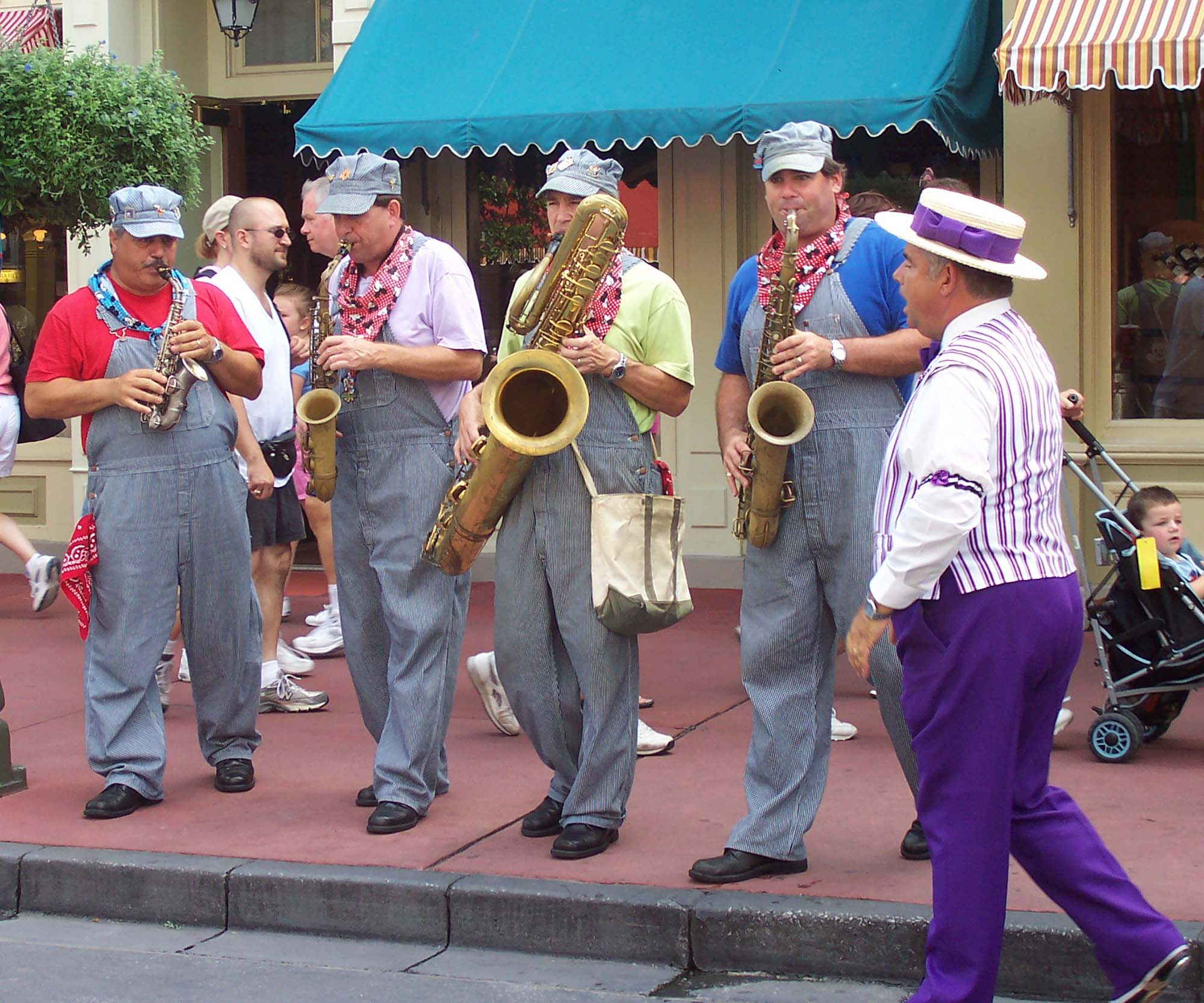 Main Street - Brass Quartet