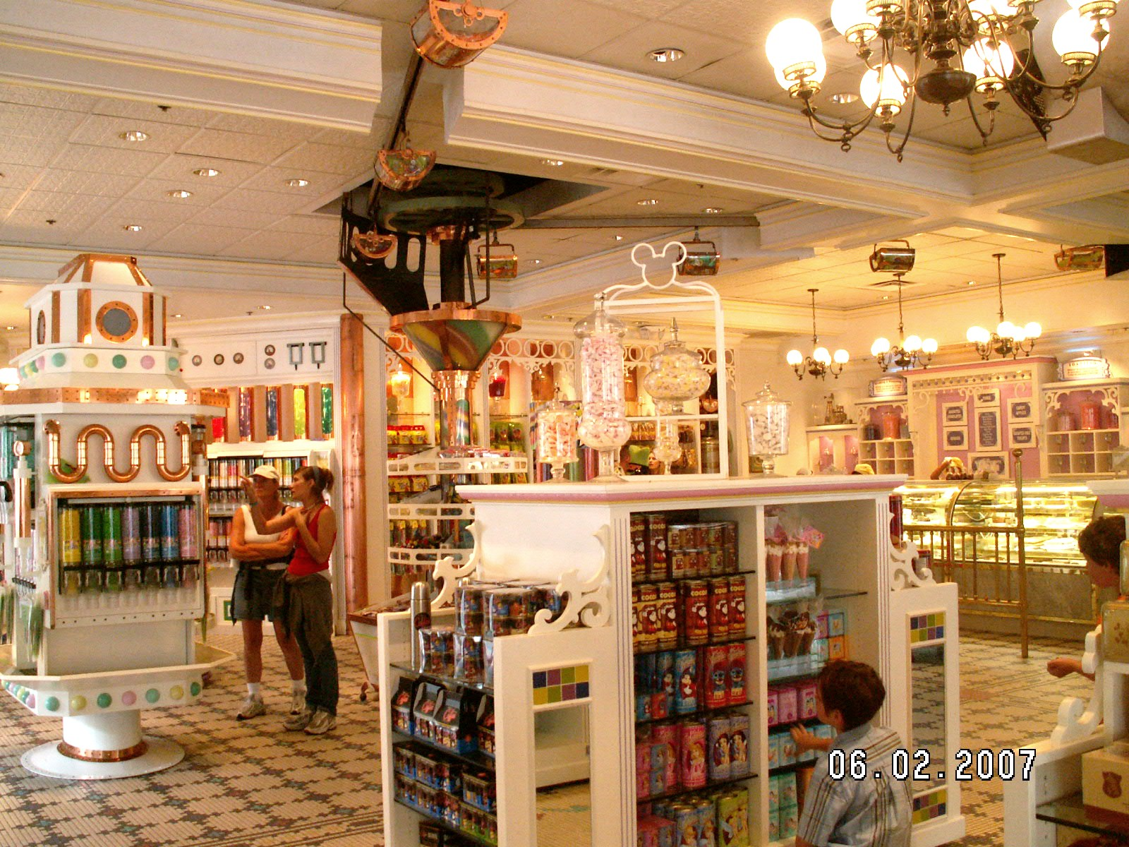 Magic Kingdom - Main Street Confectionary