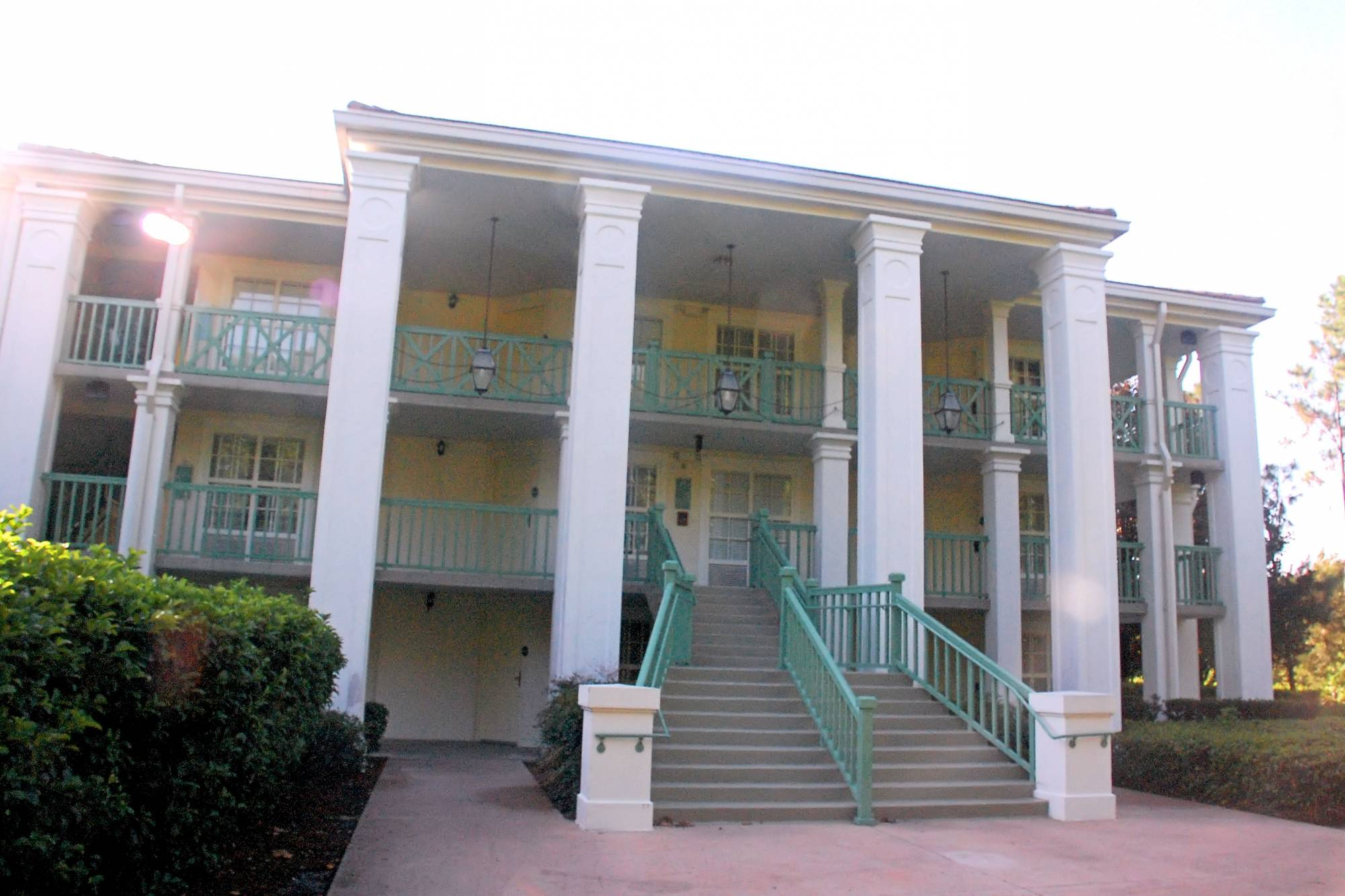 Port Orleans Riverside - Acadian House Building