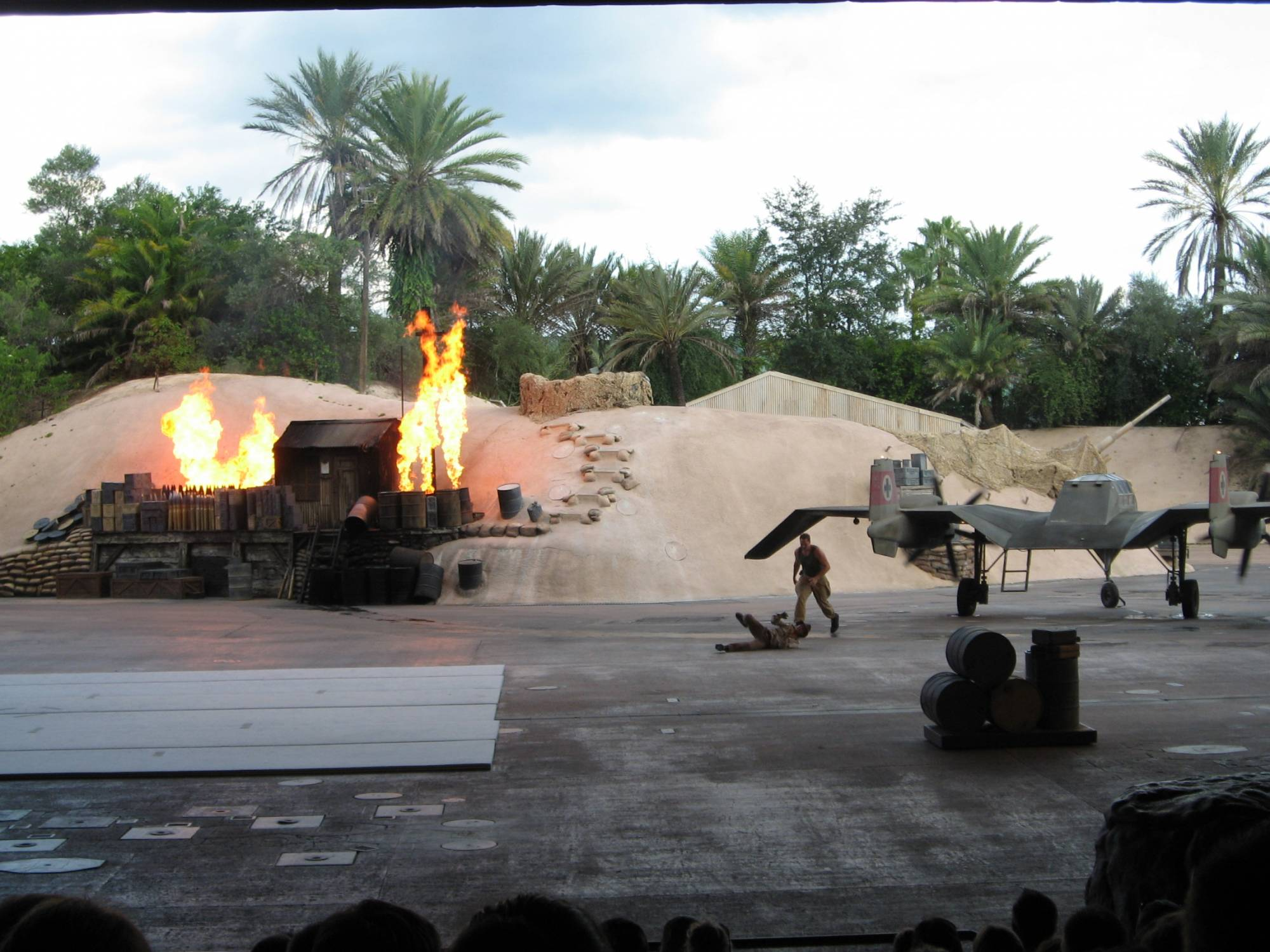 Hollywood Studios - Indiana Jones Epic Stunt Spectacular