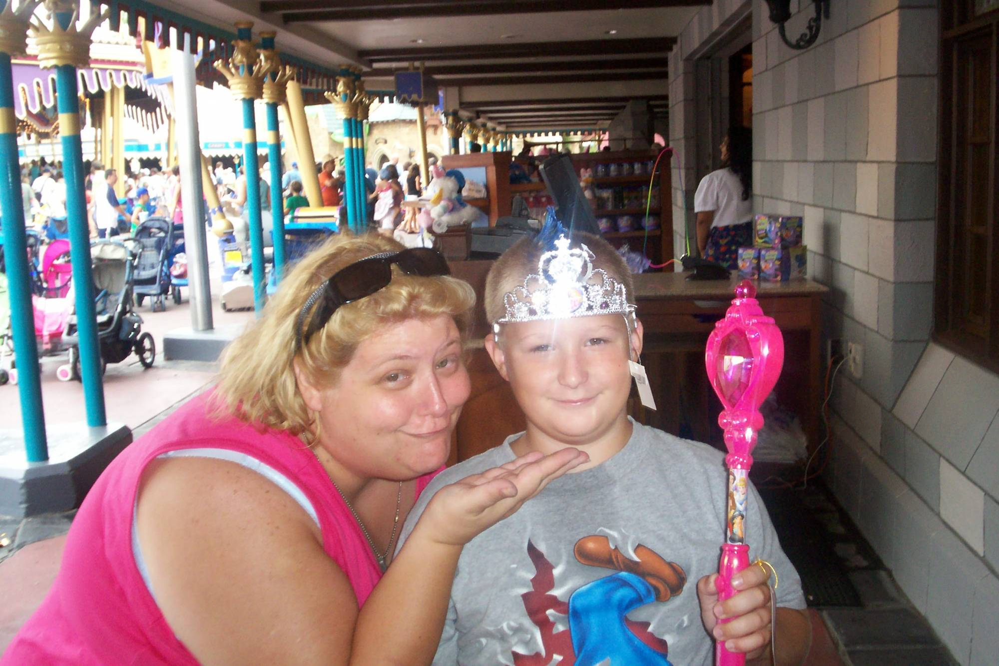 Magic Kingdom - Really Mom....