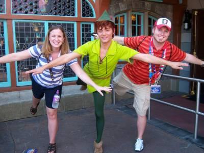 Magic Kingdom - Taking Flight with Peter Pan