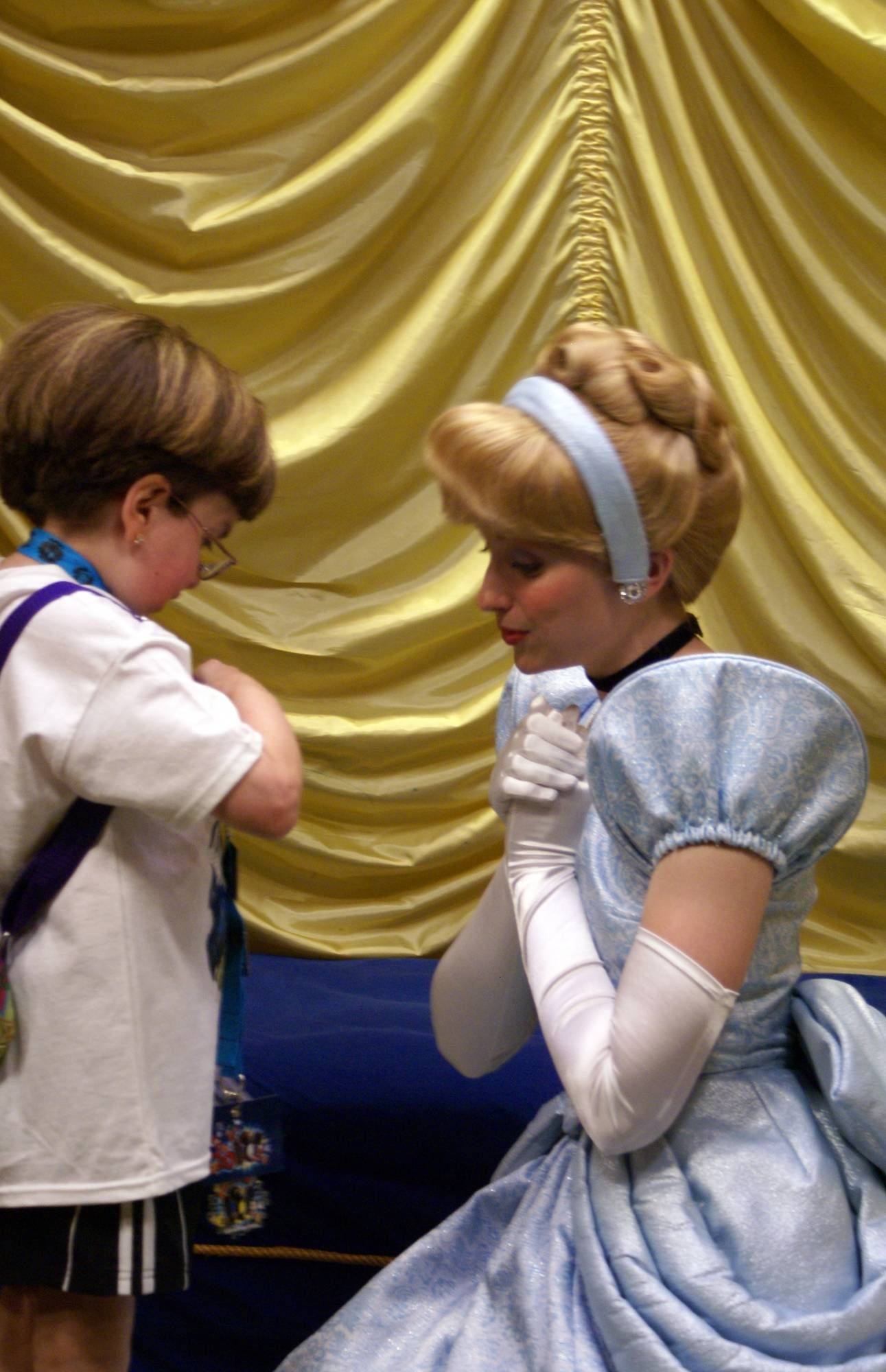 Magic Kingdom - Stefanei and Cinderella