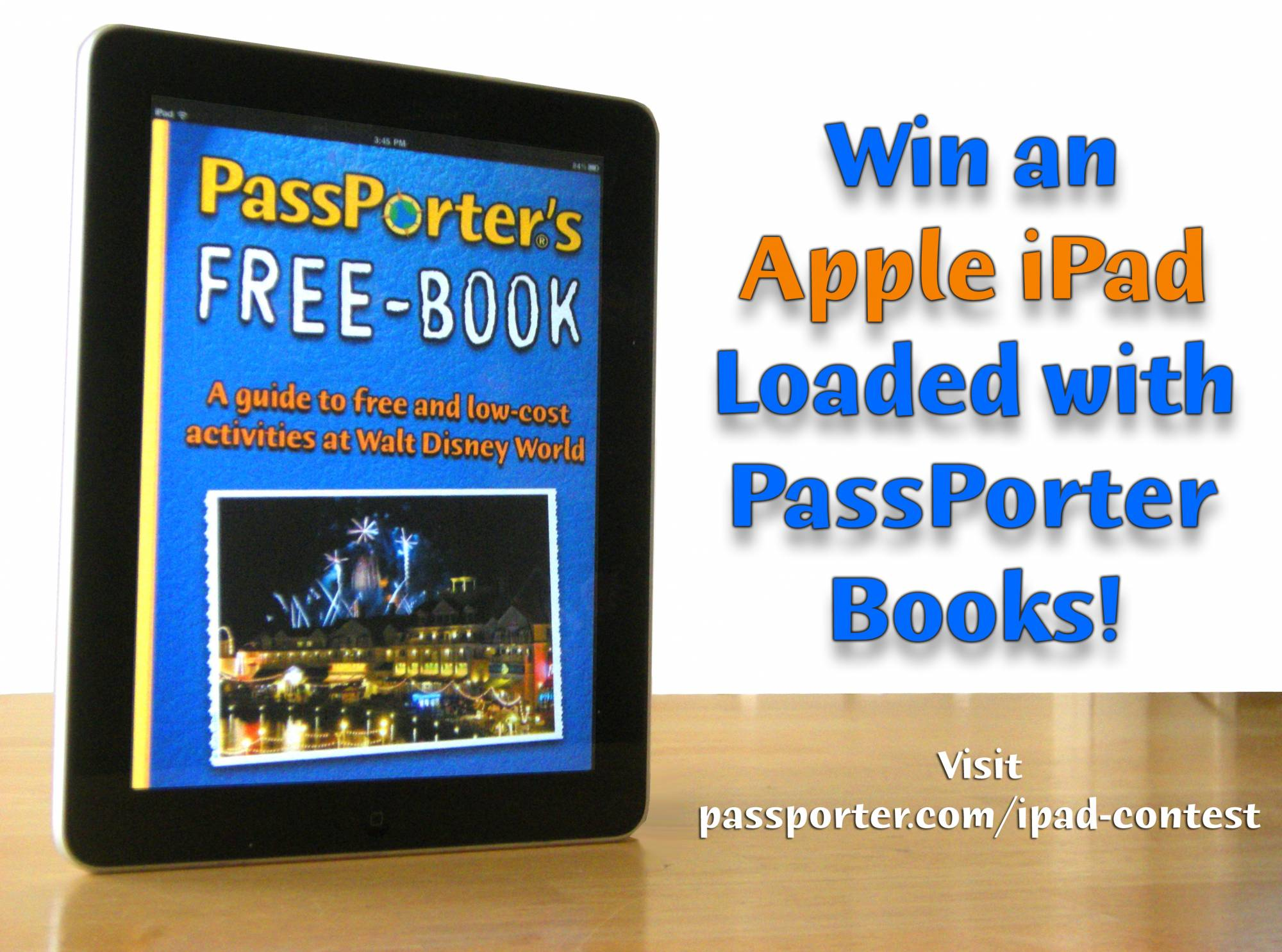 PassPorter iPad Contest