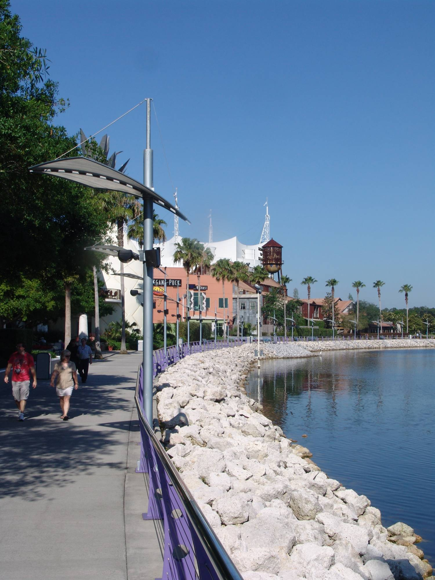 Downtown Disney - West Side waterfront