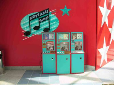 All-Star Music - Pressed Coin Machines