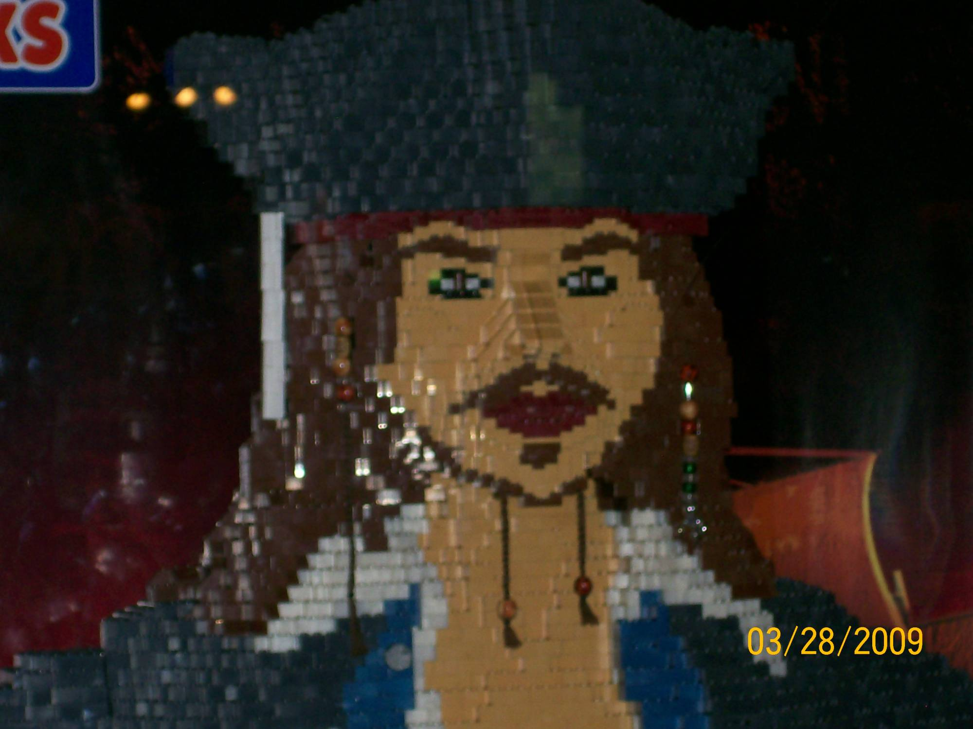 Lego Captain Jack Sparrow