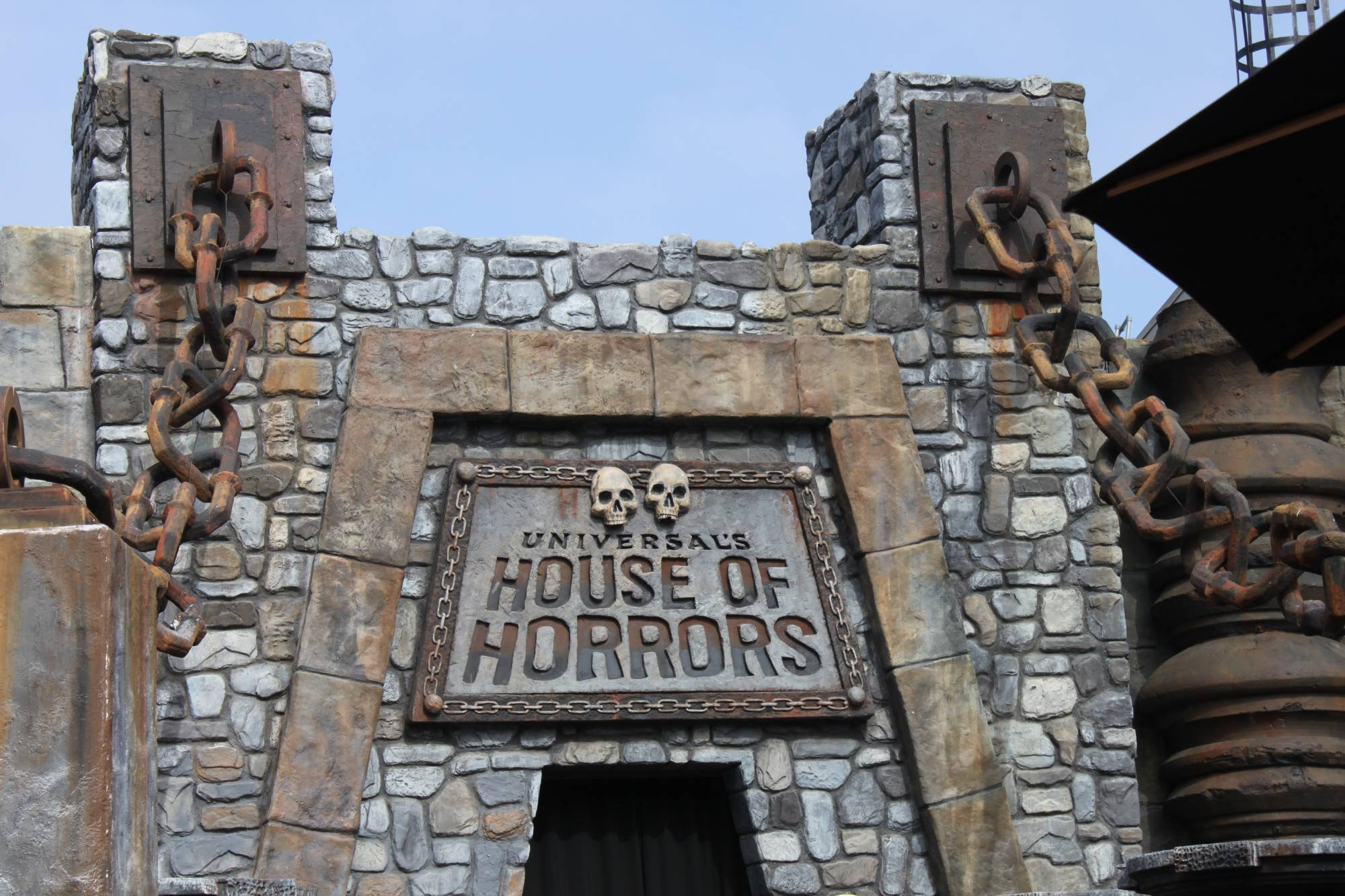 Universal Studios Hollywood - Universal's House of Horrors