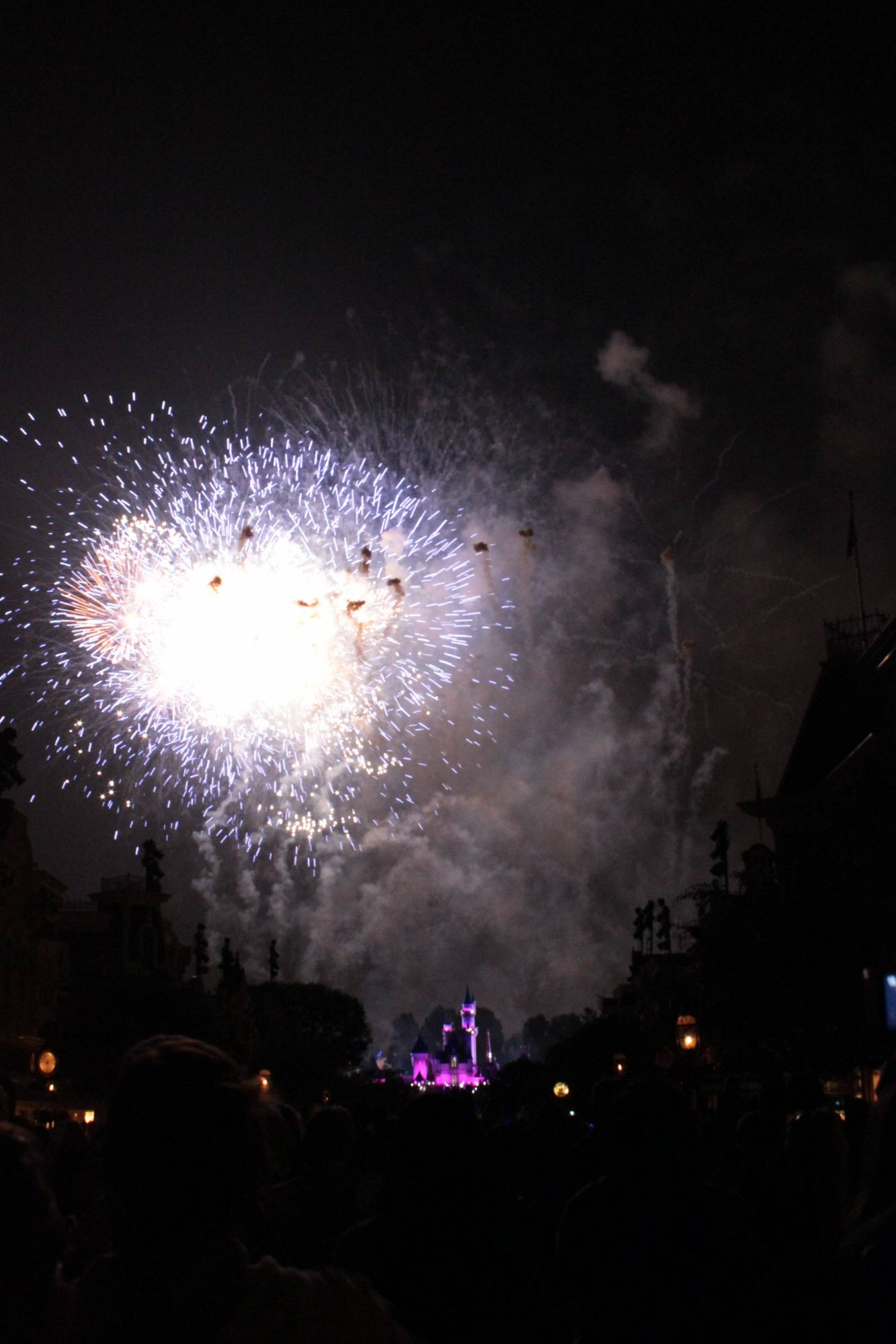Disneyland - Magical (summer fireworks show)