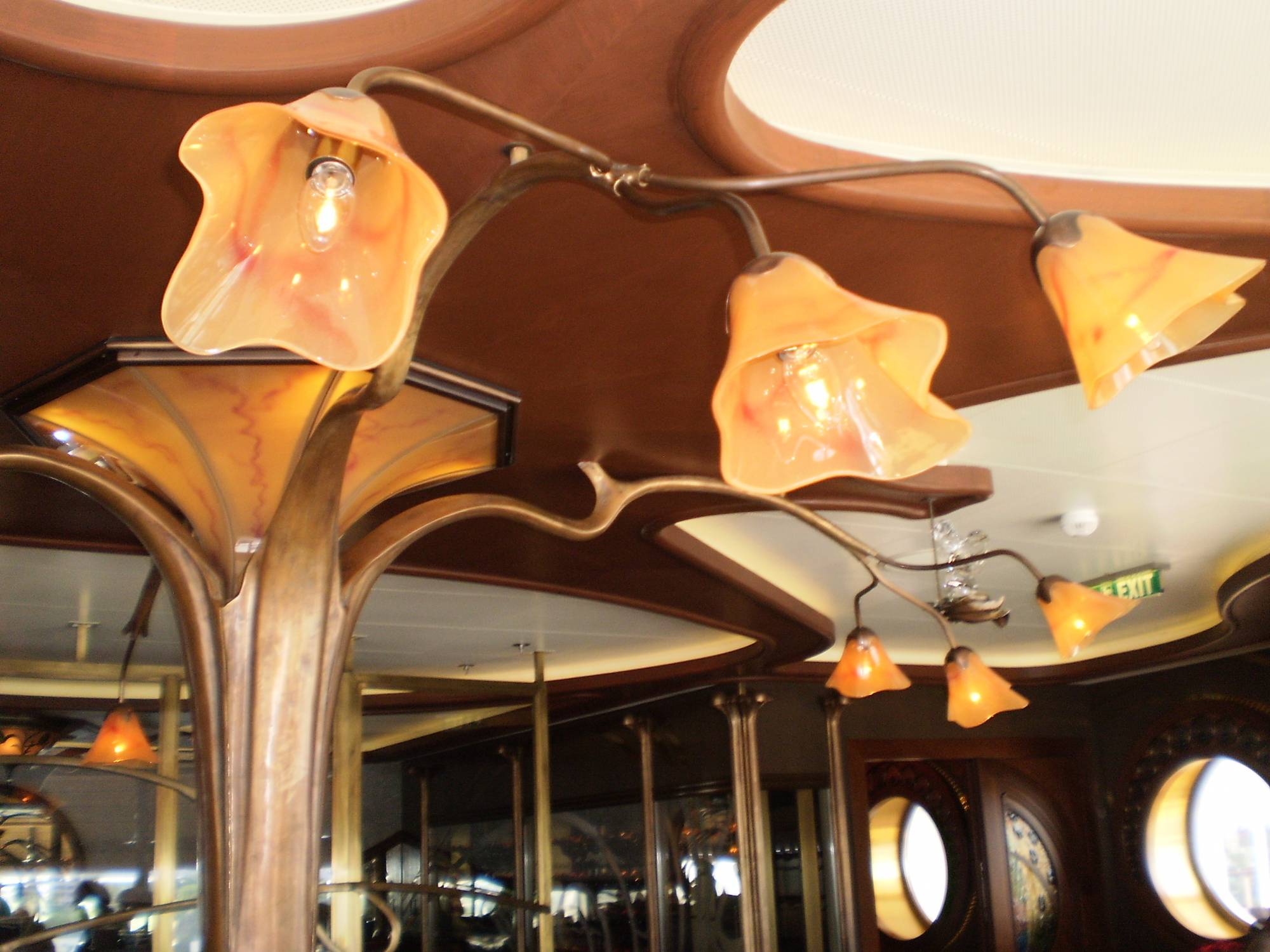 Disney Dream Remy Dining Room chandelier  Lights