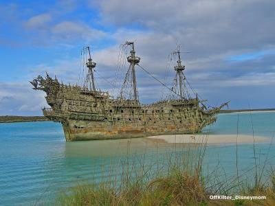Castaway Cay - Flying Dutchman