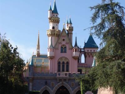 Disneyland Park - Sleeping Beauty Castle