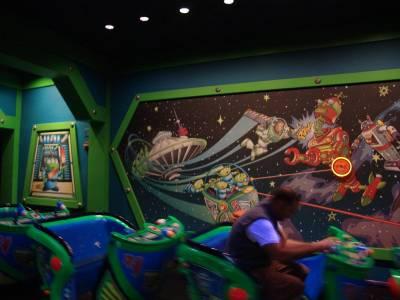 Disneyland Park - Buzz Lightyear's Astro Blasters