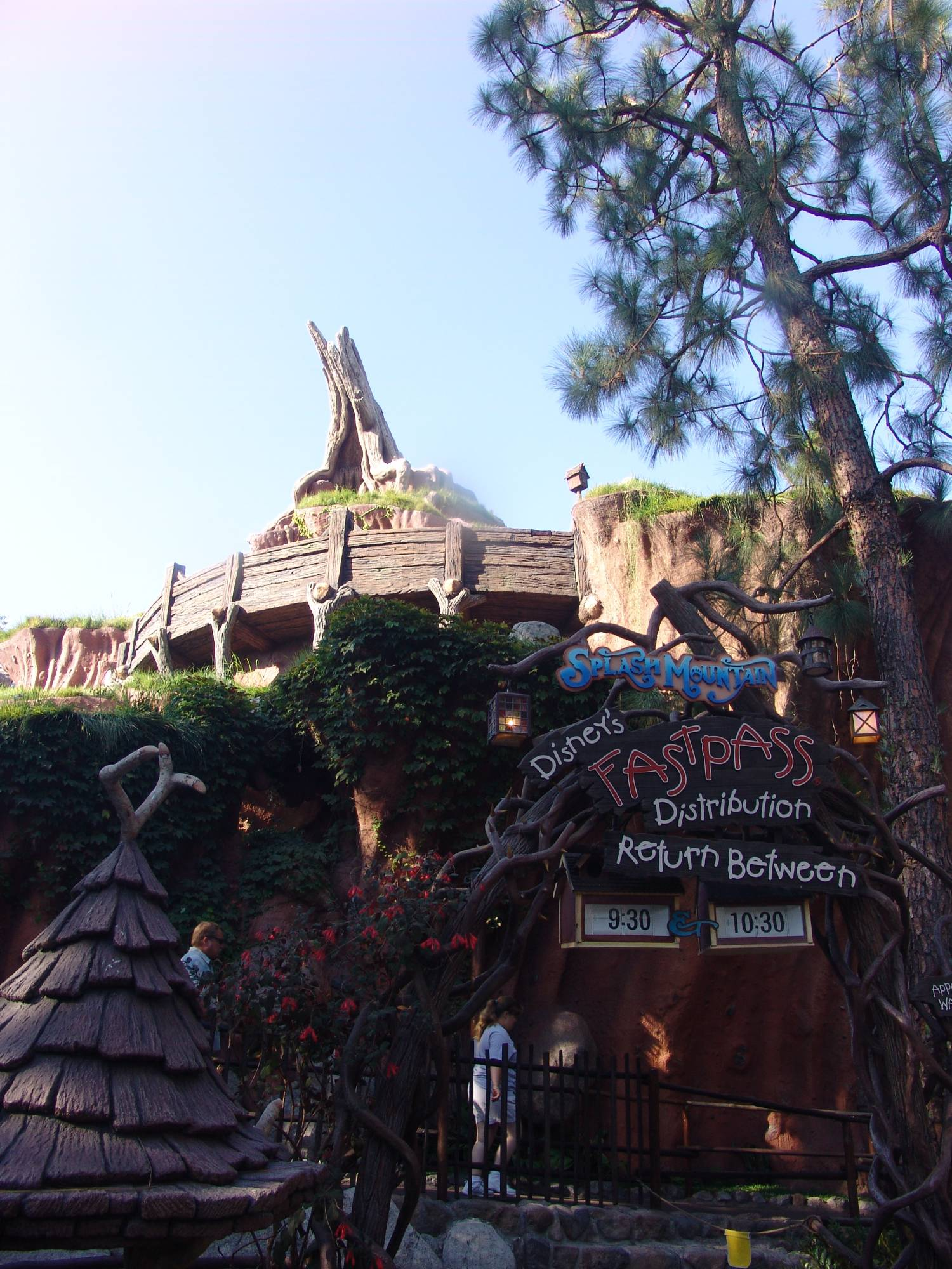 Disneyland Park - Splash Mountain