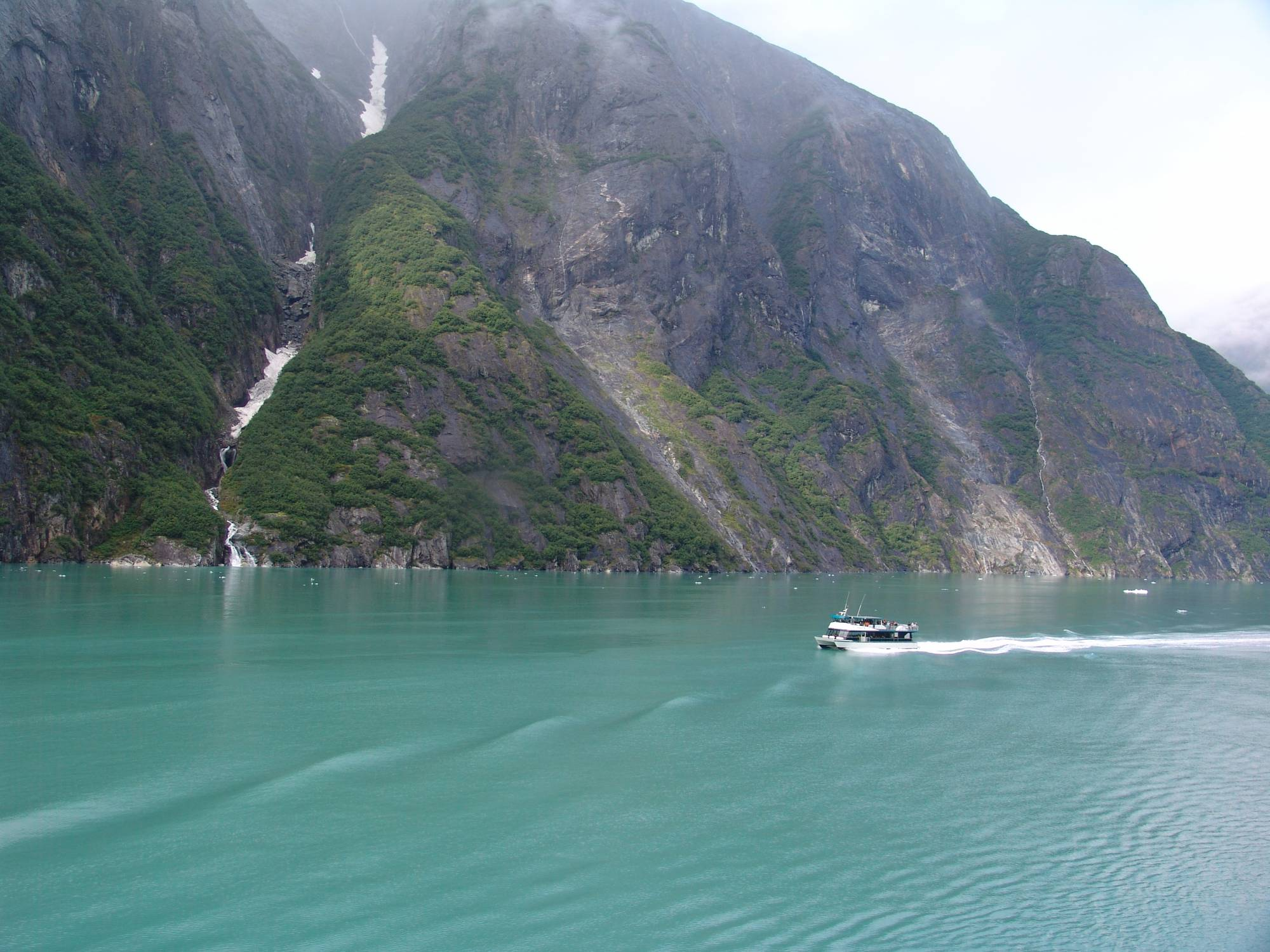Alaska - Tracy Arm Fjord