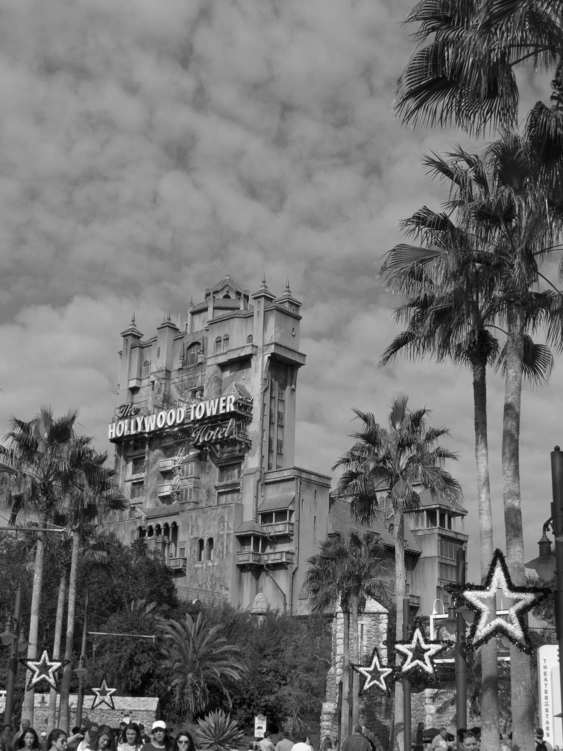 Disney Hollywood Studios - Tower of Terror