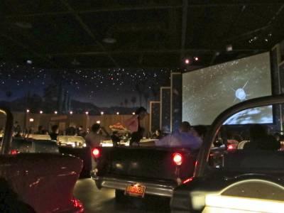 Disney Hollywood Studios - Sci Fi Dine In