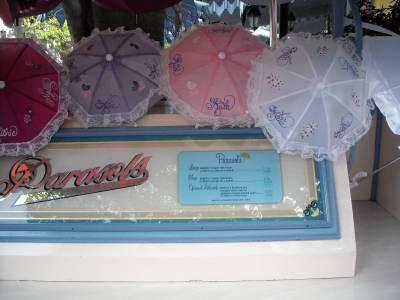 Disneyland Park Parasols In New Orleans Square Passporter Photos