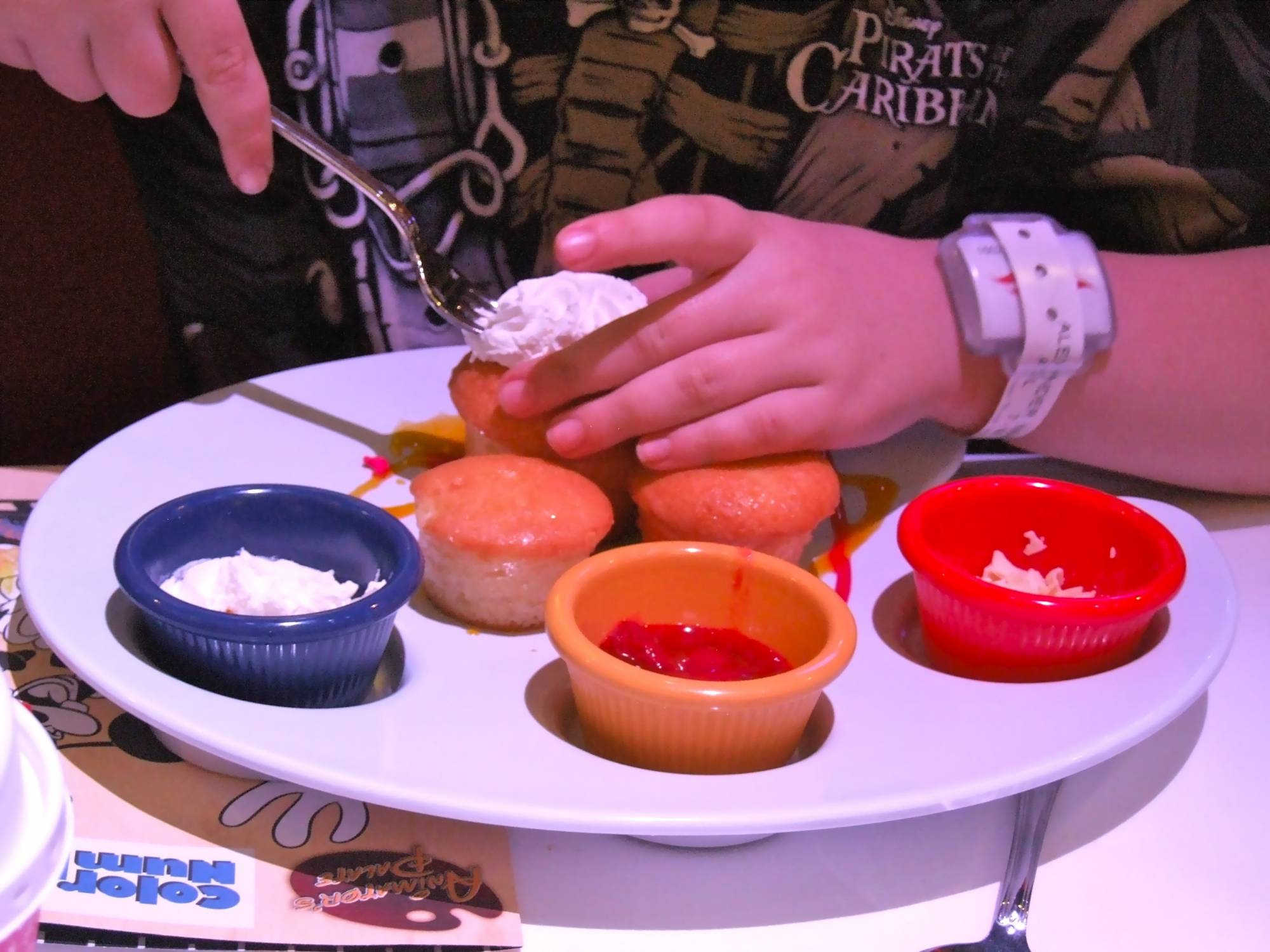 Kids Make Their Own Dessert in Animator's Palate