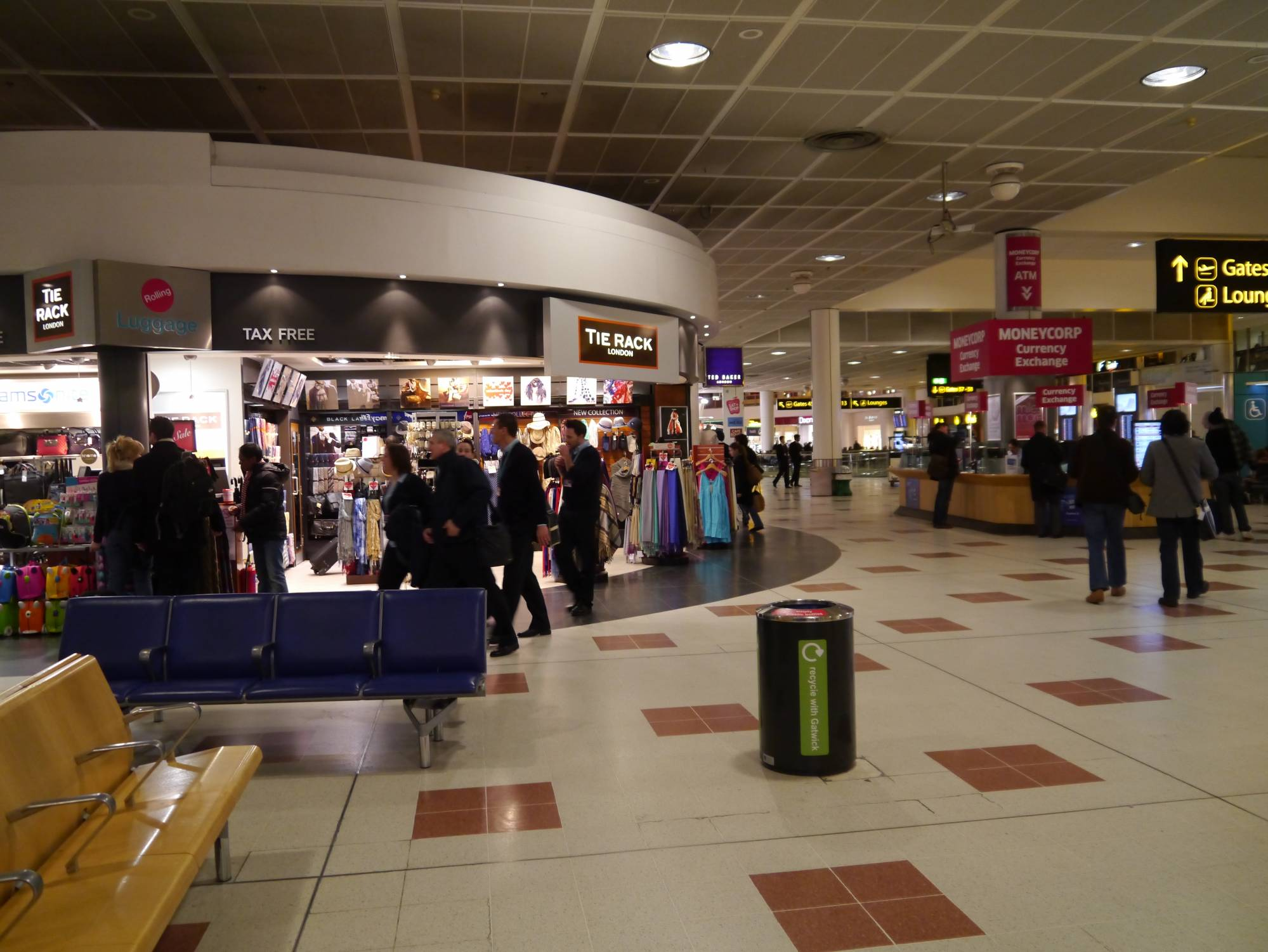 Gatwick - North Terminal